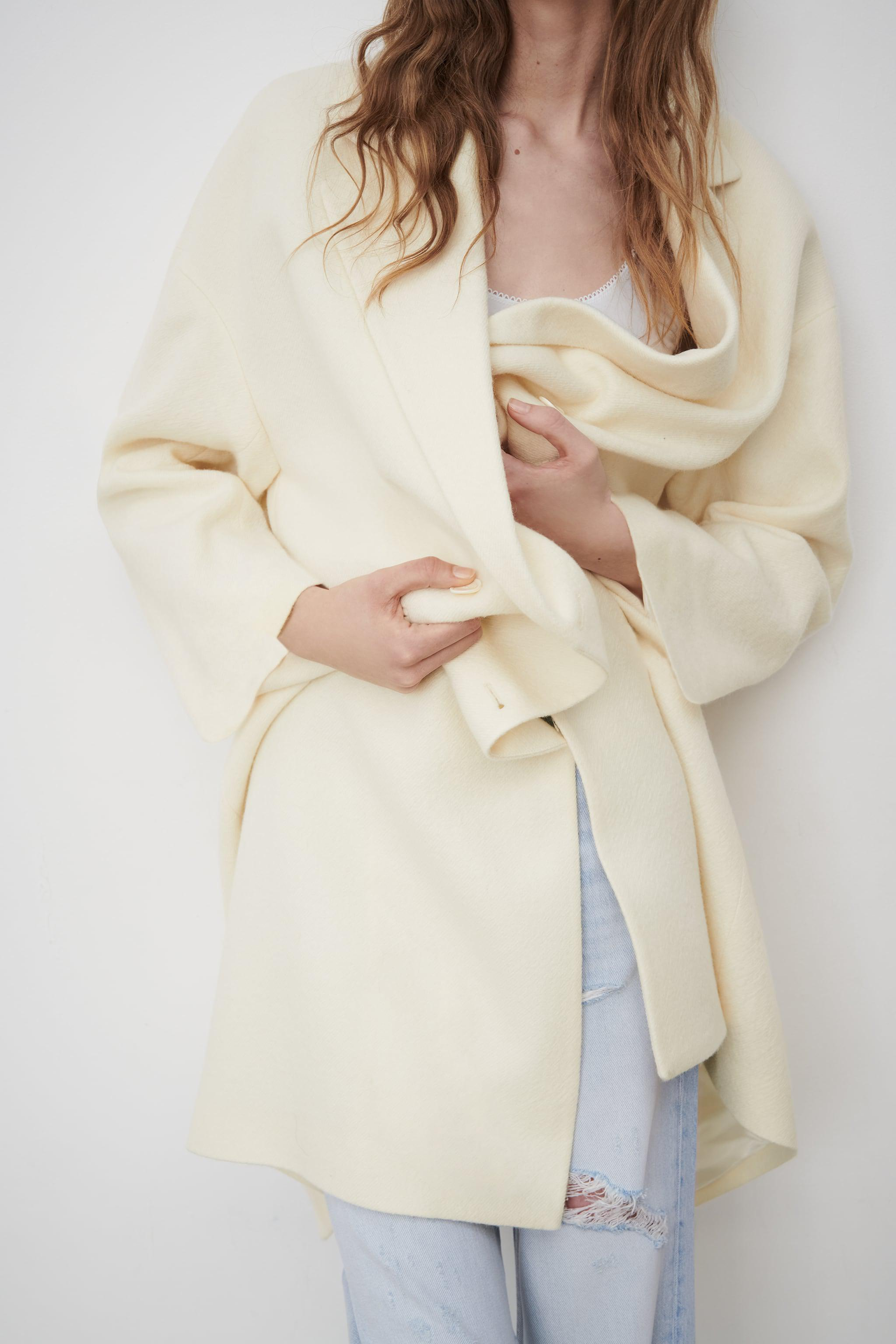 OVERSIZED WOOL COAT LIMITED EDITION 3