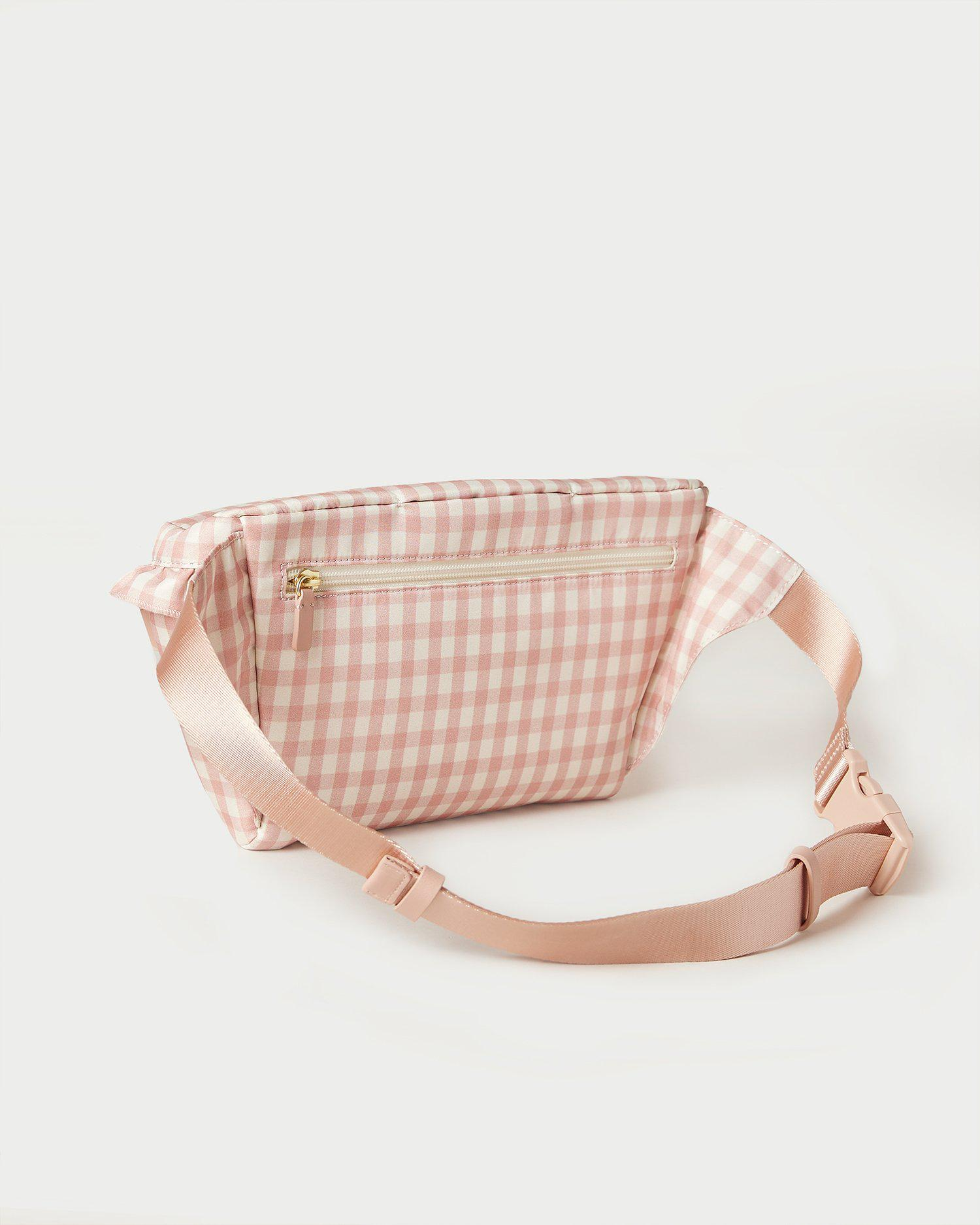 Shiloh Clay Gingham Commuter Pack 1