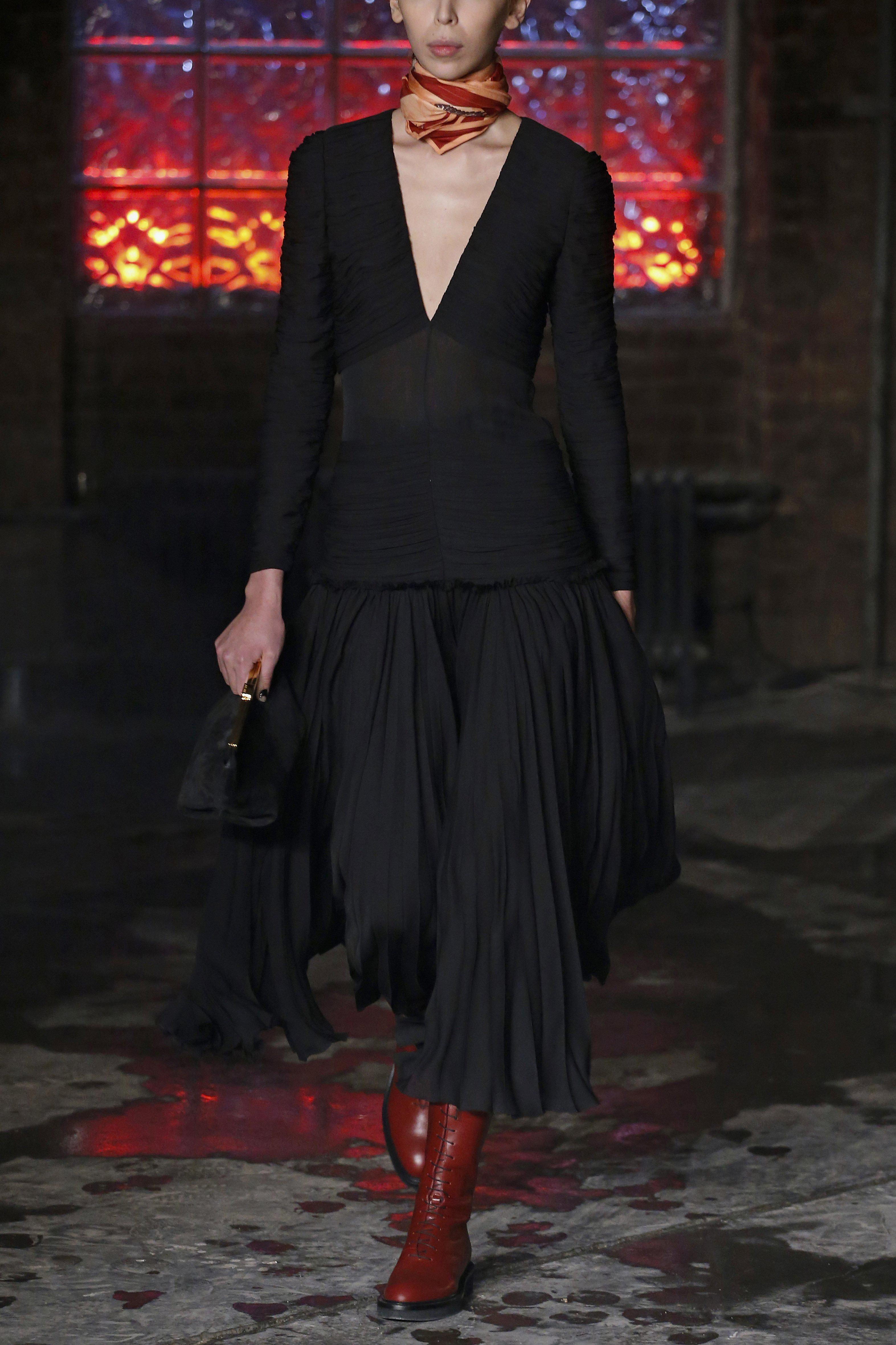 The Mary Dress in Black 5
