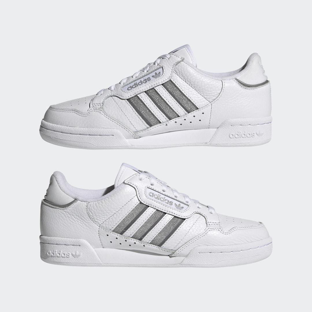 Continental 80 Stripes Shoes White 5