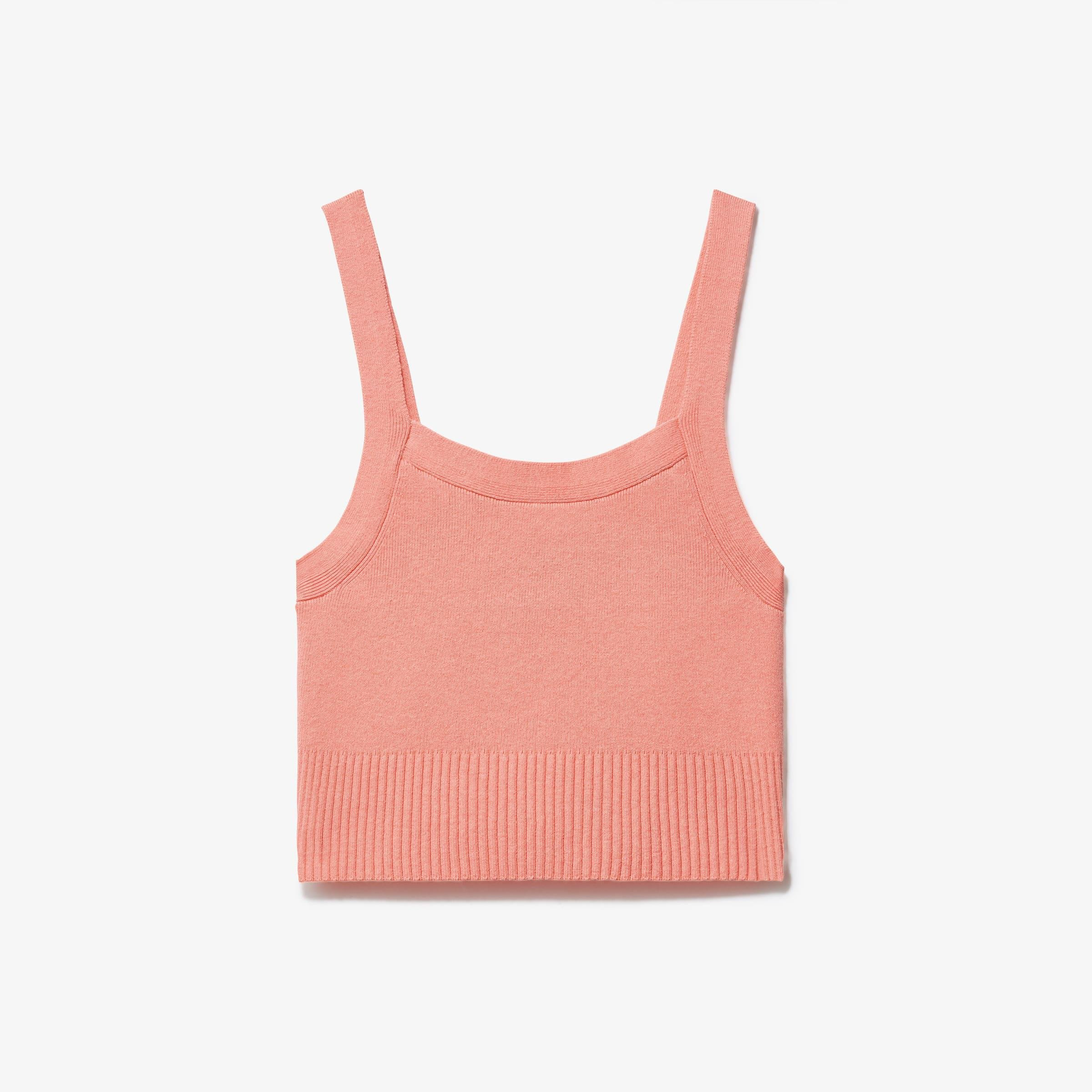 The Cropped Sweater Cami 4