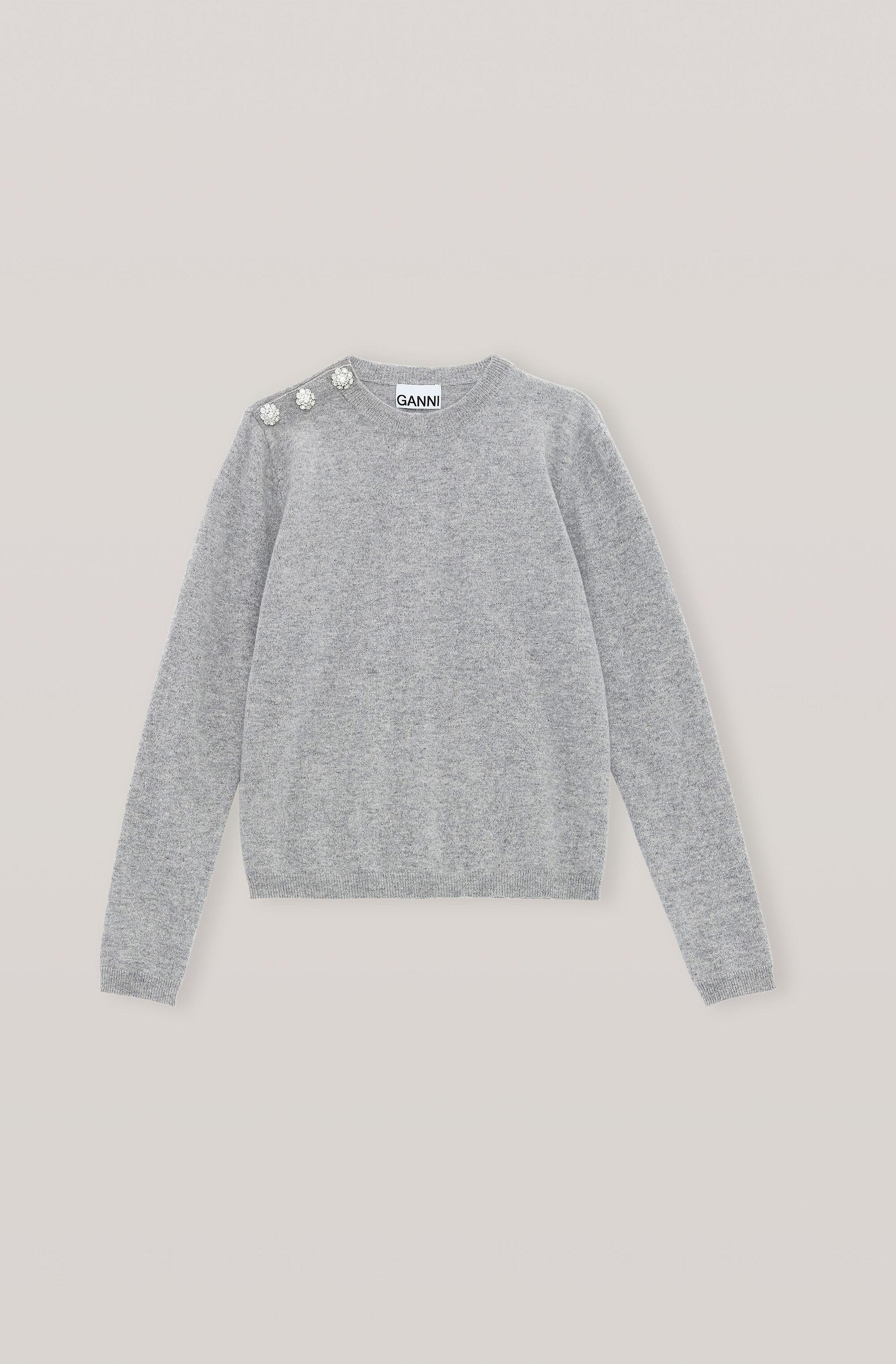 Cashmere Knit Pullover - Solid 3