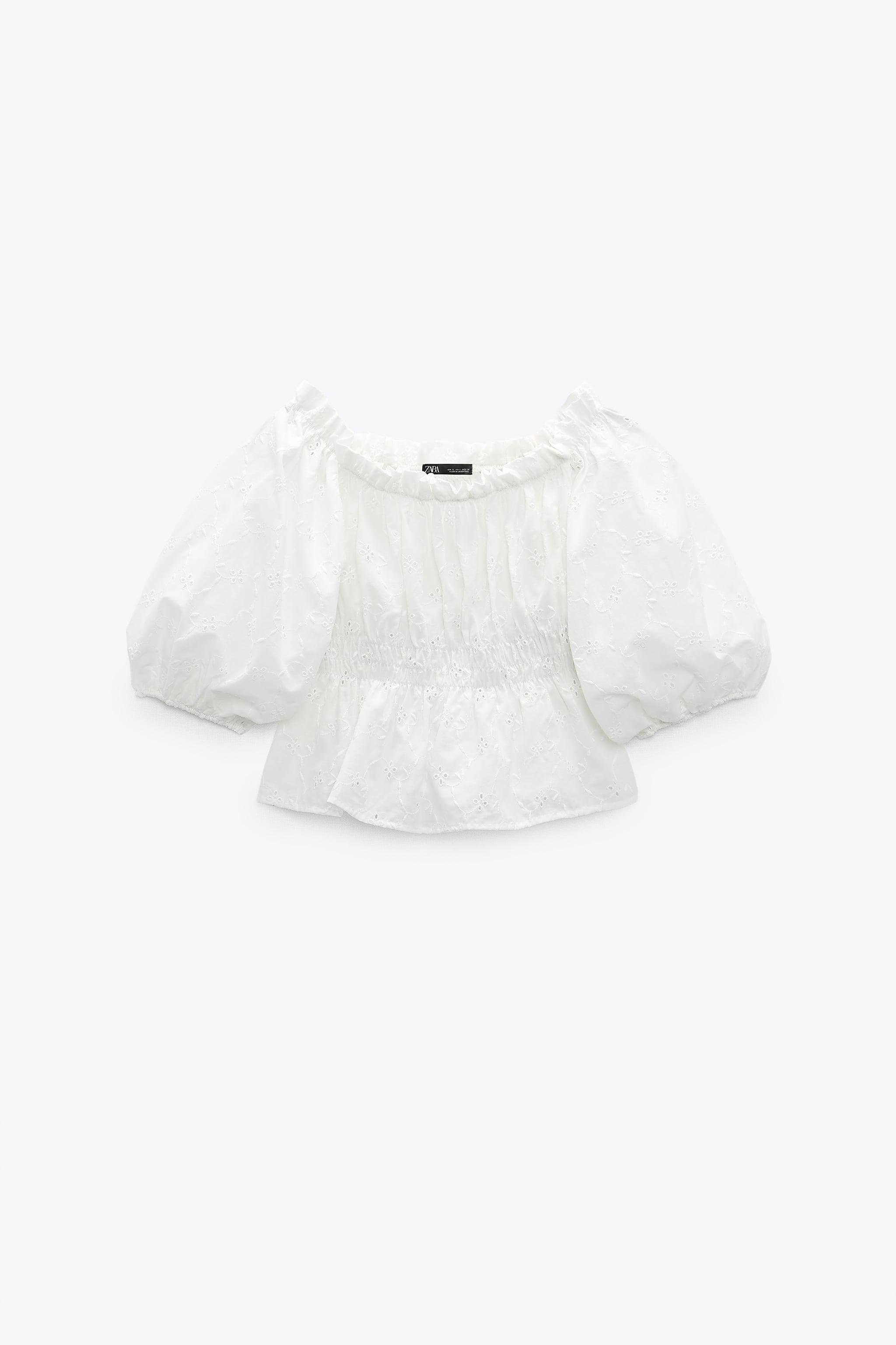 OPENWORK EMBROIDERED TOP 4