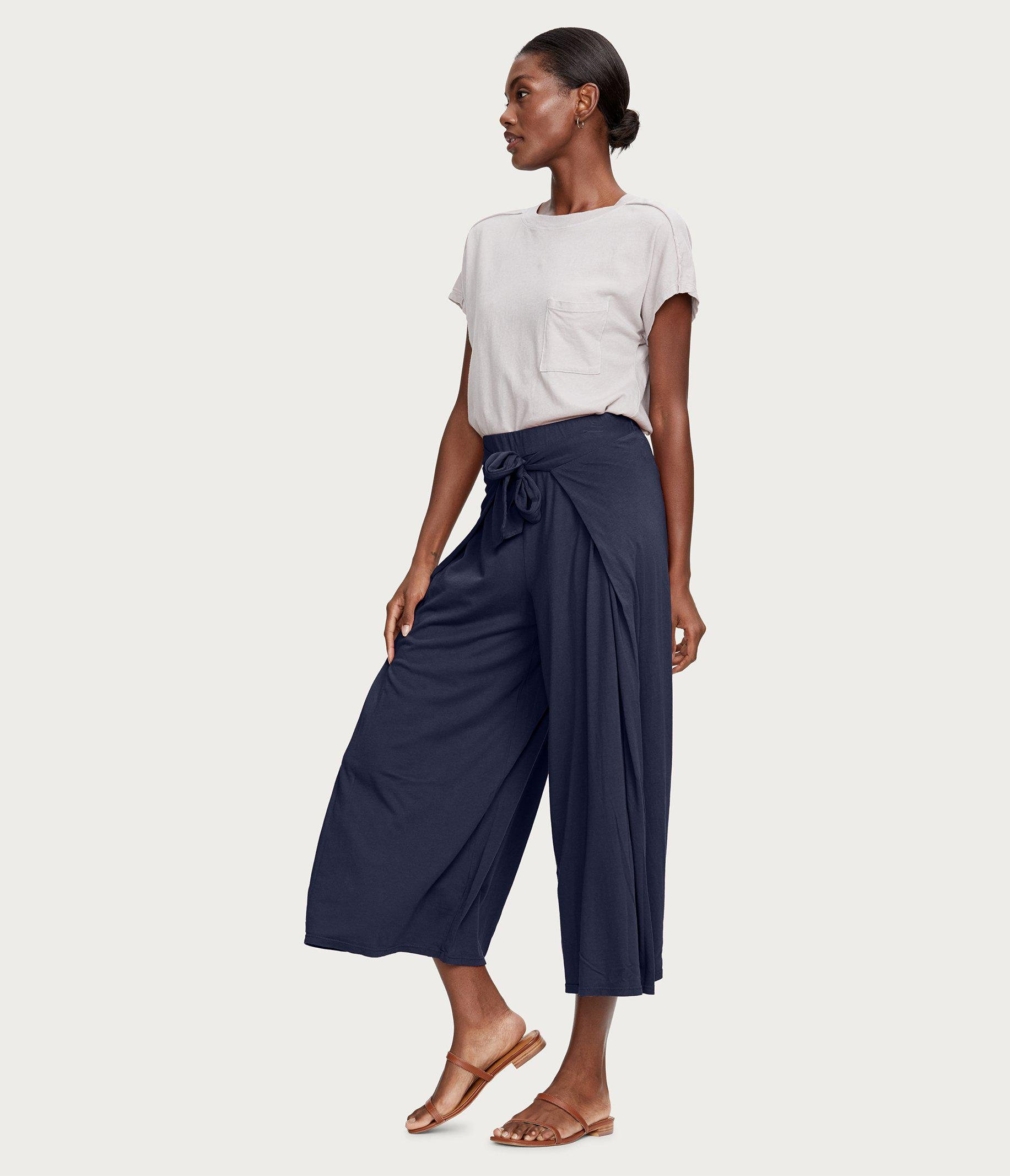 Clarissa Cropped Pant 2