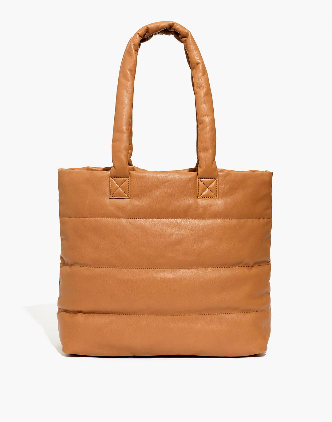 The Transport Tote: Puff Edition