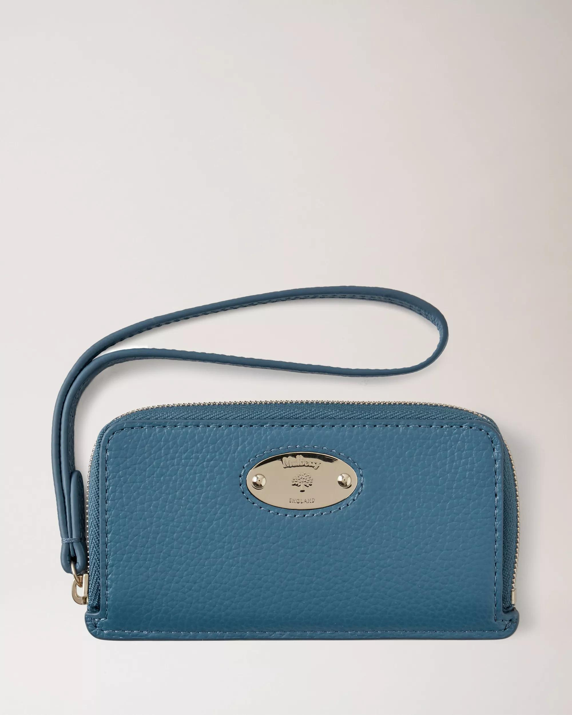 Mulberry Plaque Coin Card Pouch