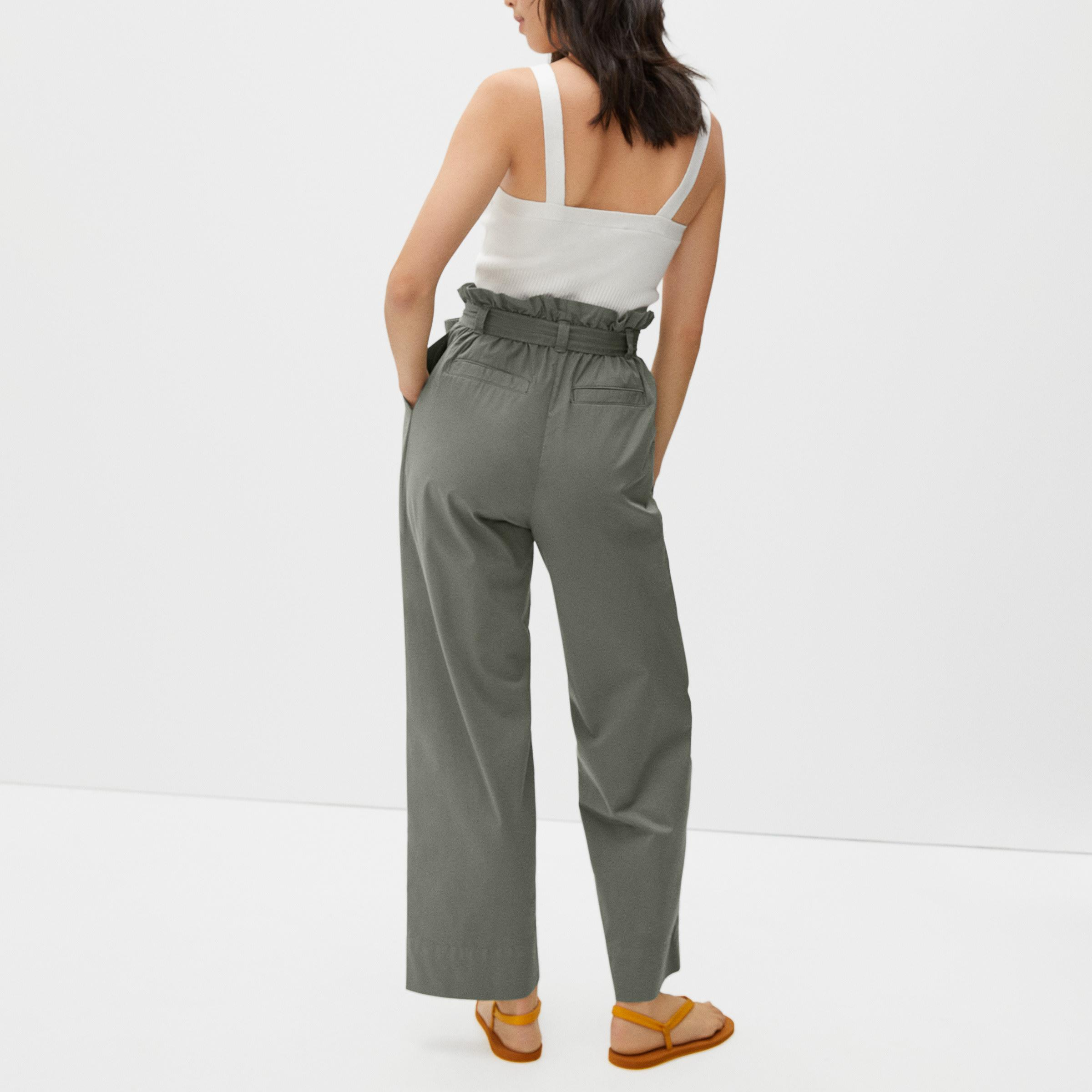 The Paperbag Pant 1