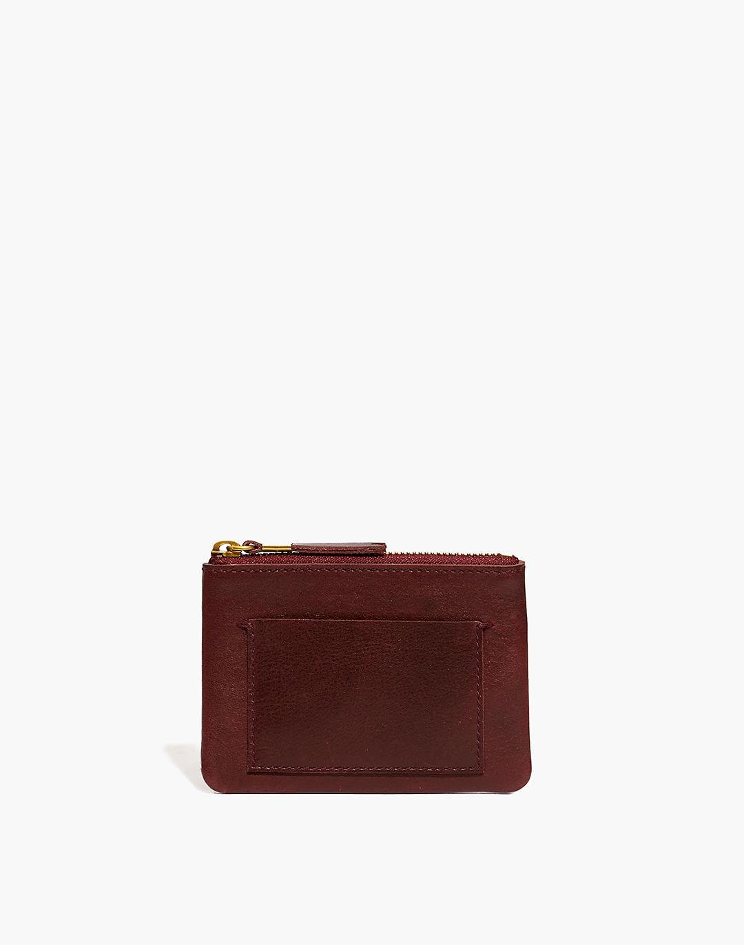The Leather Pocket Pouch Wallet
