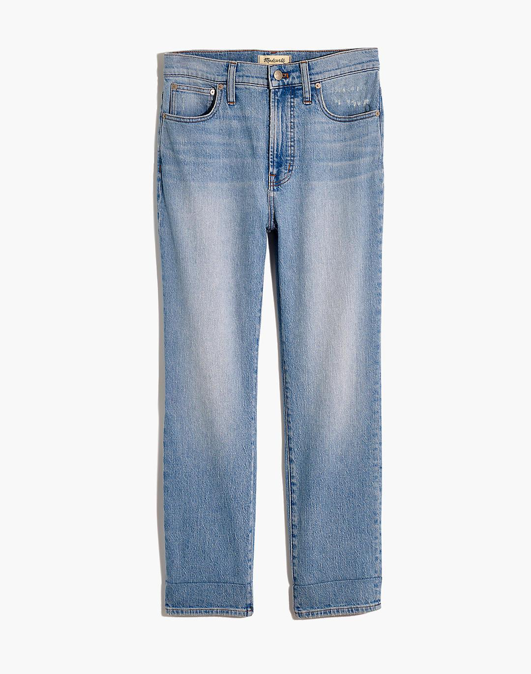 The Perfect Vintage Jean in Fiore Wash 5