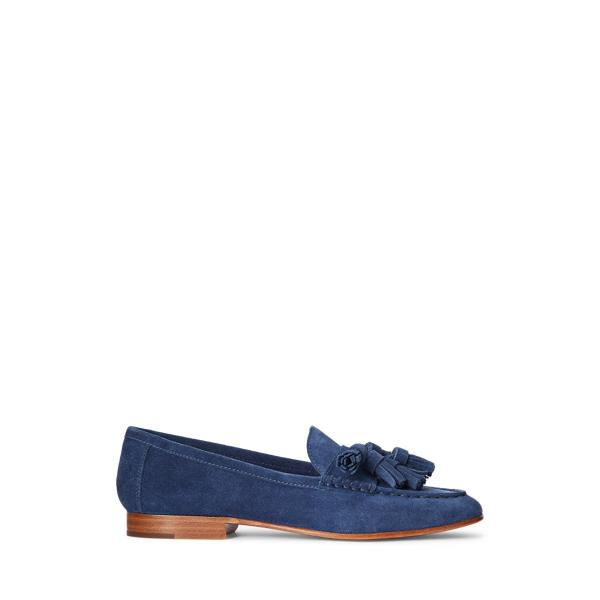 Ashtyn Suede Loafer