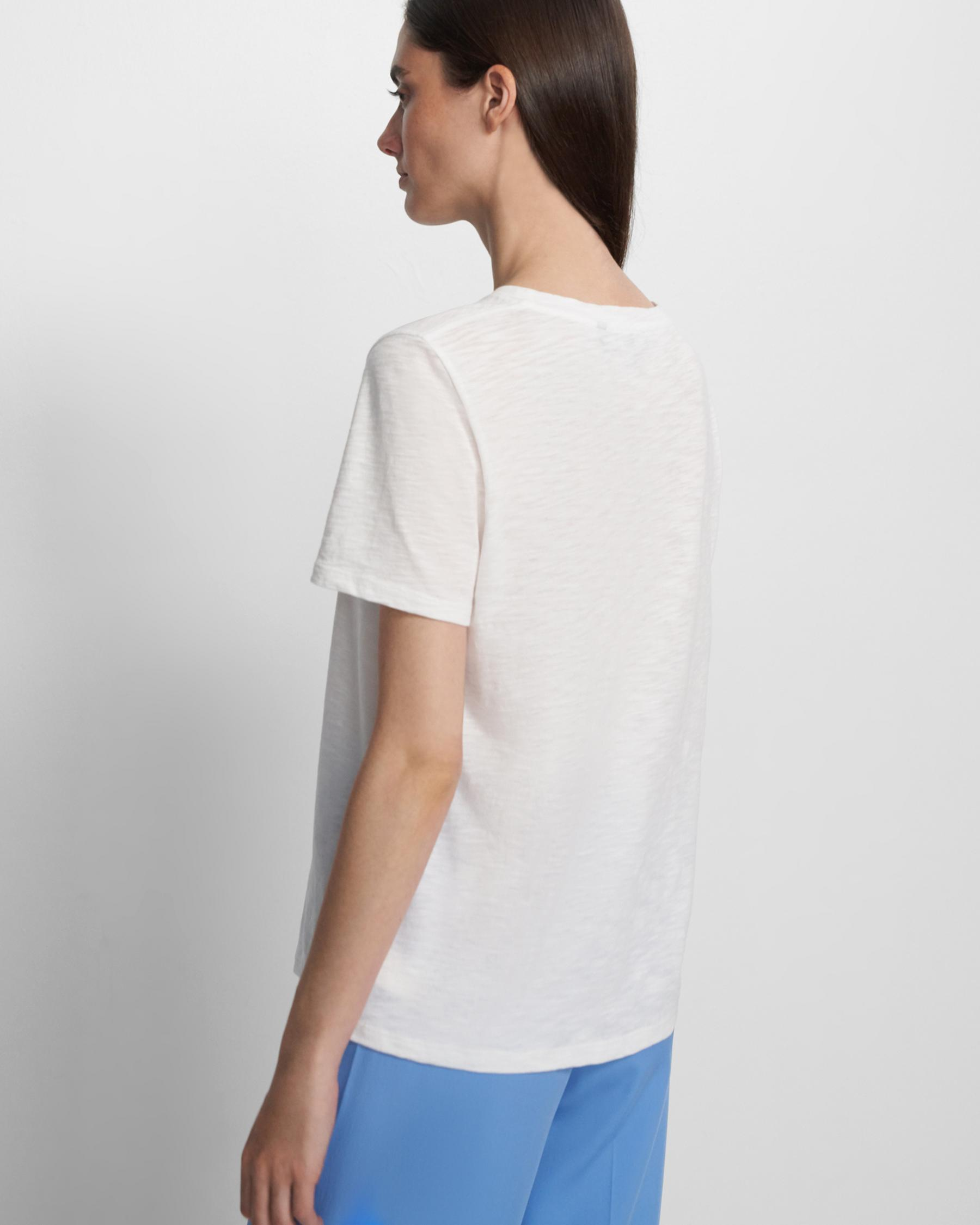 Easy Tee in Organic Cotton 2