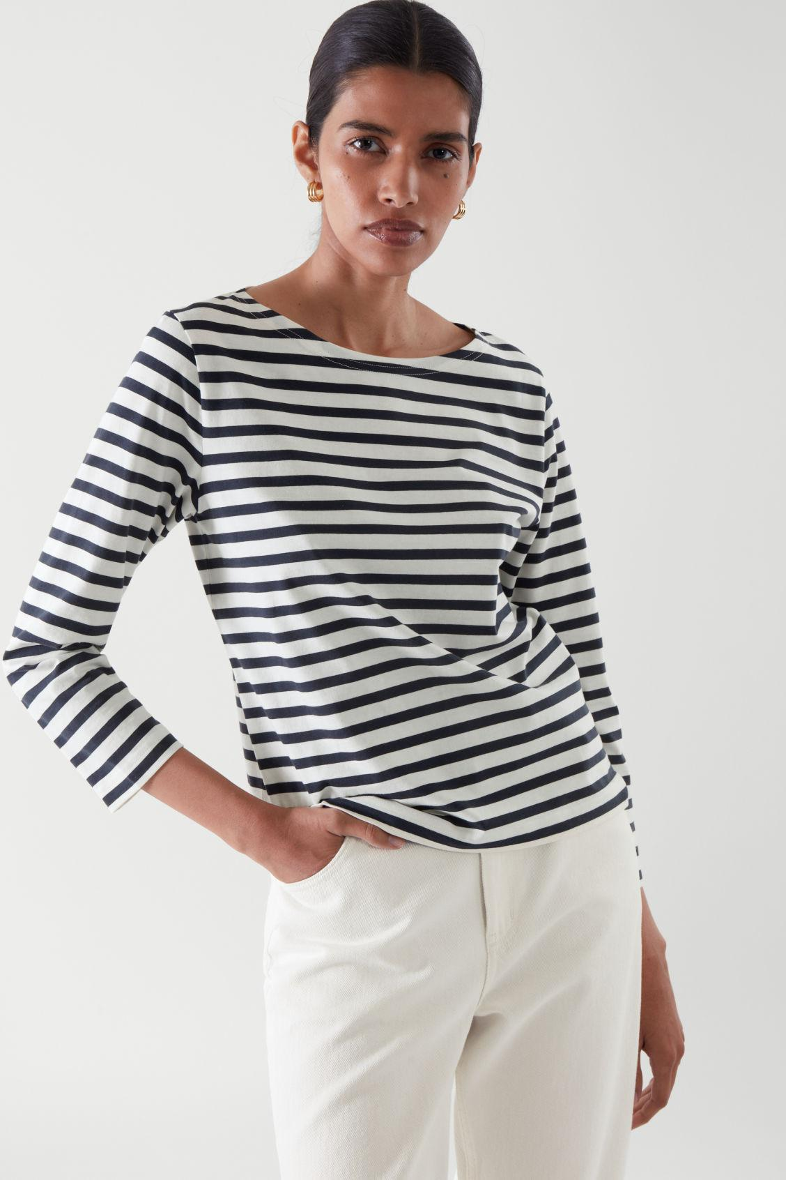 BOAT NECK TOP 2