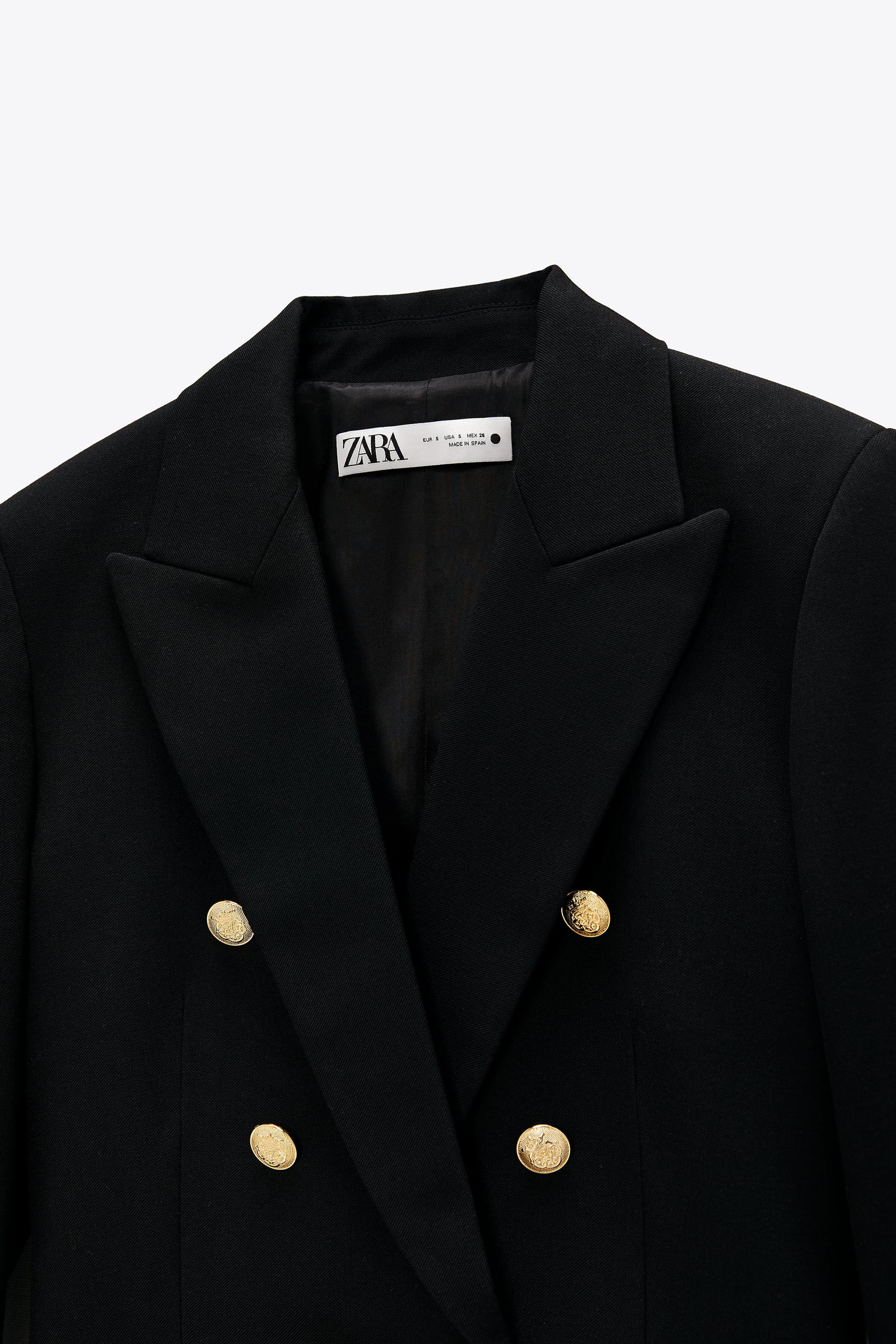 TAILORED DOUBLE BREASTED BLAZER 7