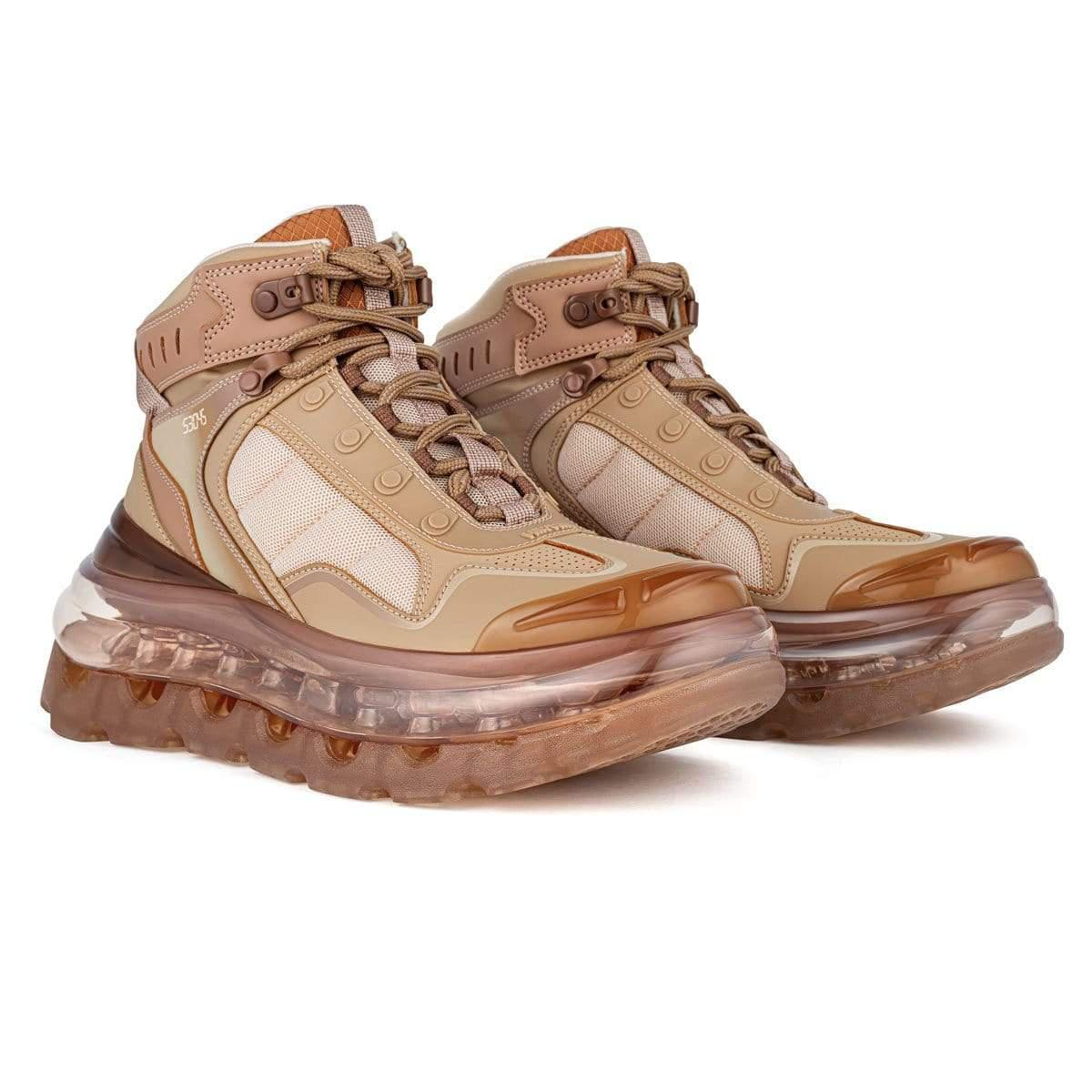 HIK'AIR EARTH Hiking Style Sneaker Boots