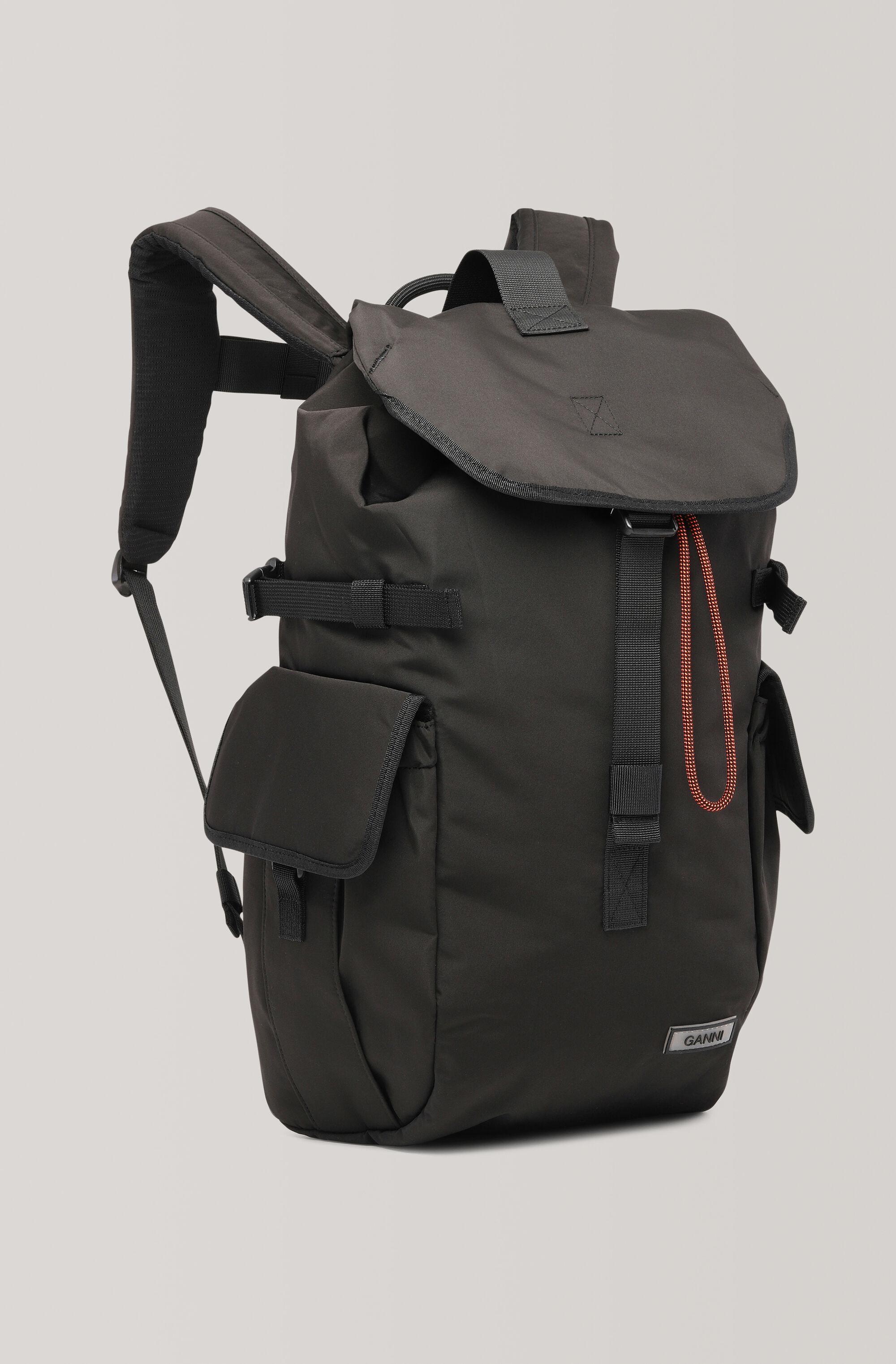 Tech Fabric Backpack