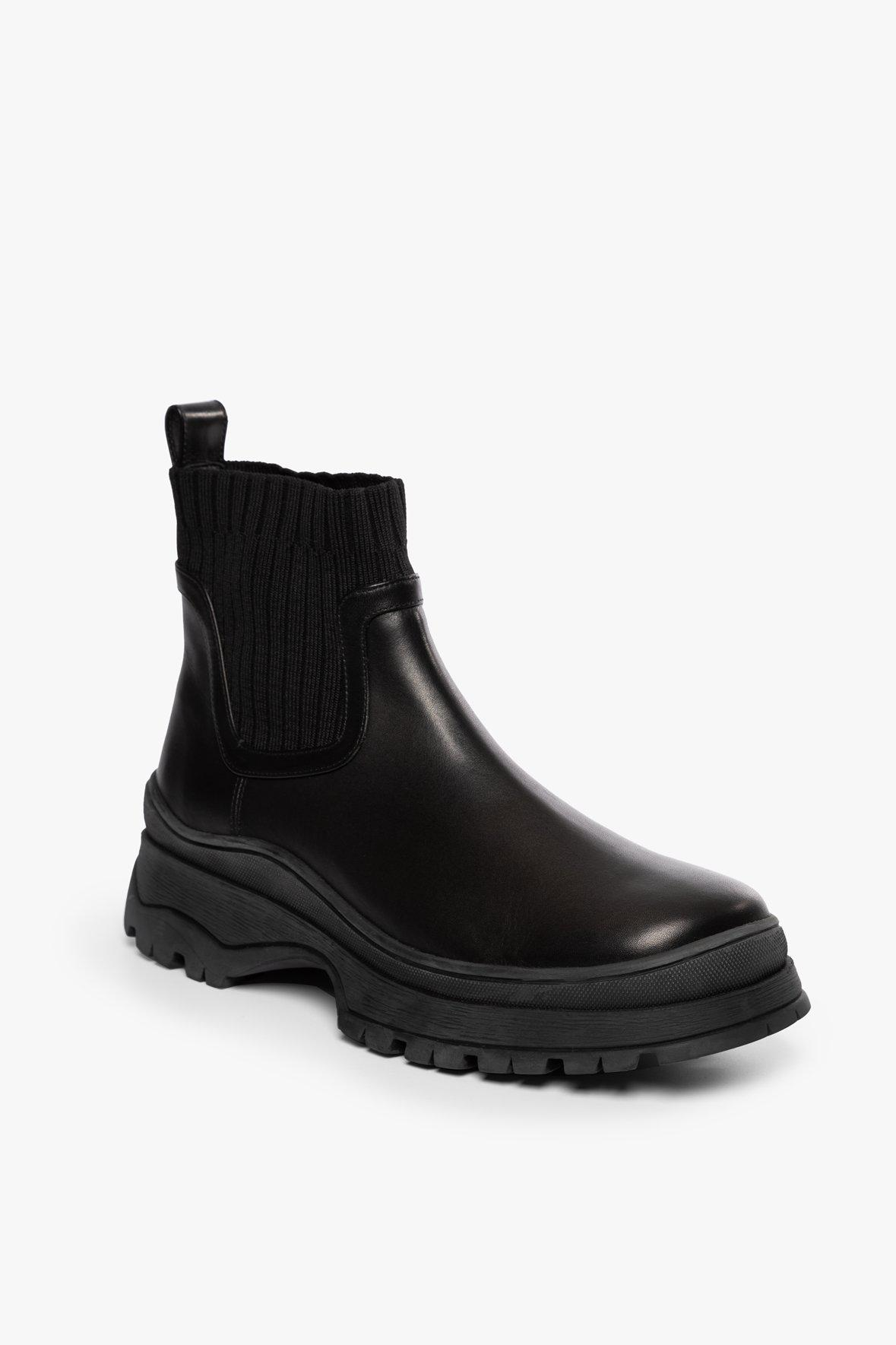 BOW BOOT | BLACK