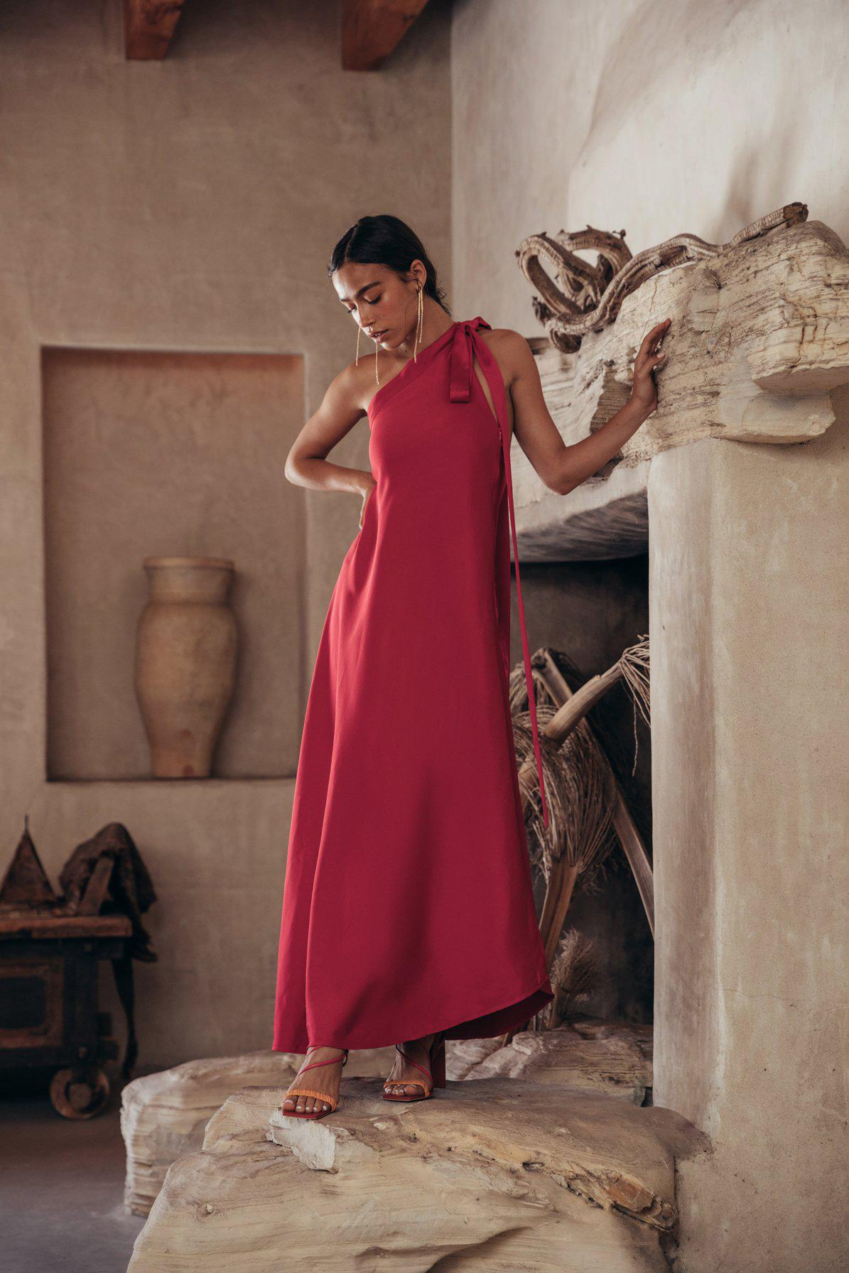 FLORENCE GOWN - PEONY 3