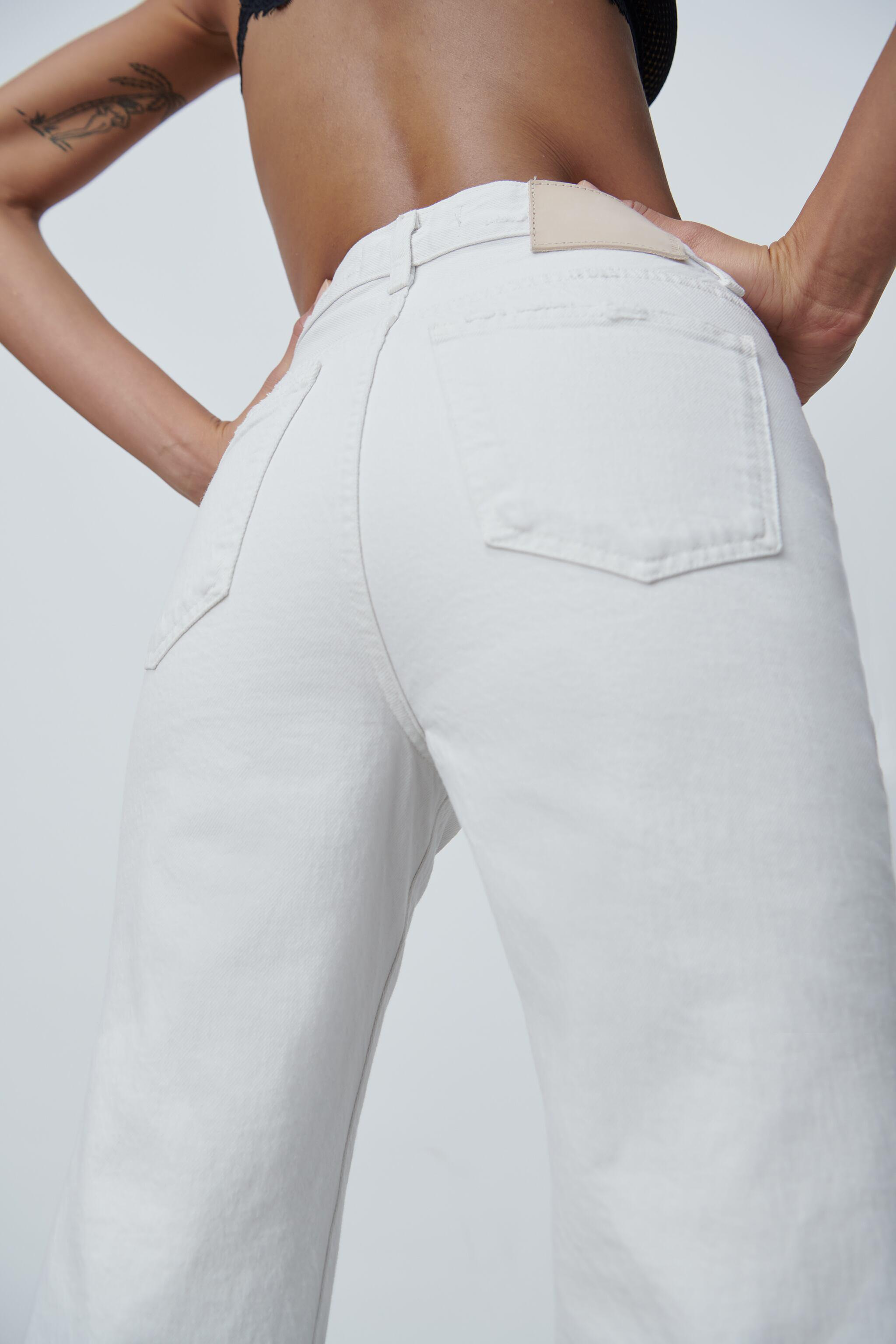 ZW THE BLISS STRAIGHT JEANS 8