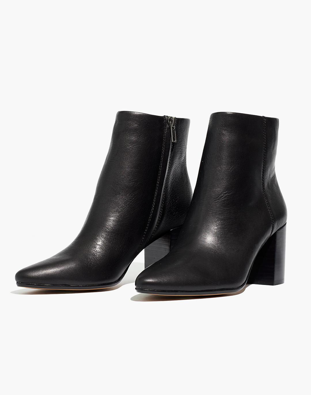 The Fiona Boot in Leather