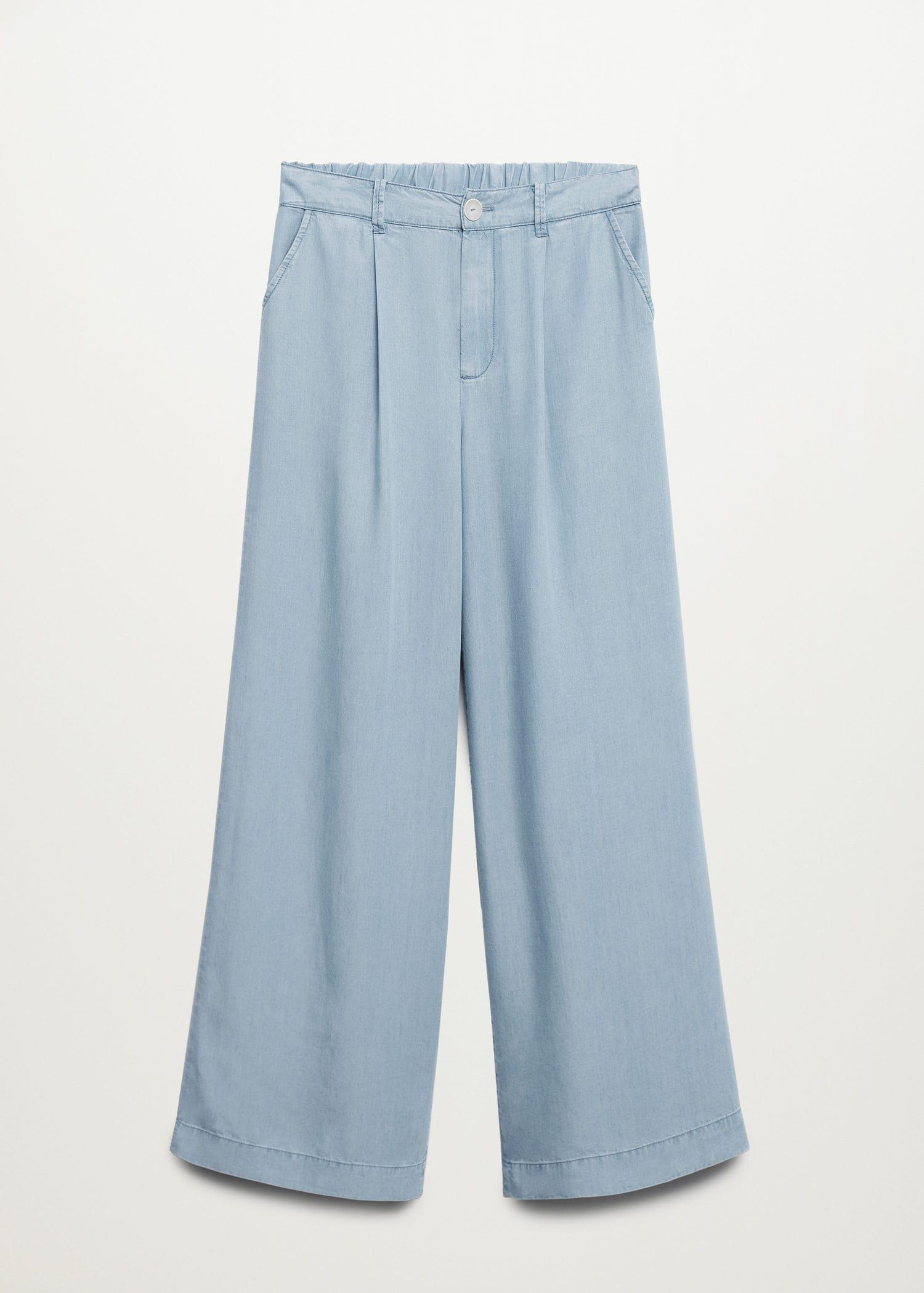 Darts lyocell trousers 7