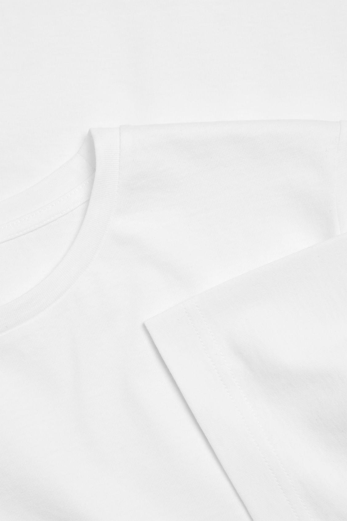 CURVED T-SHIRT 6