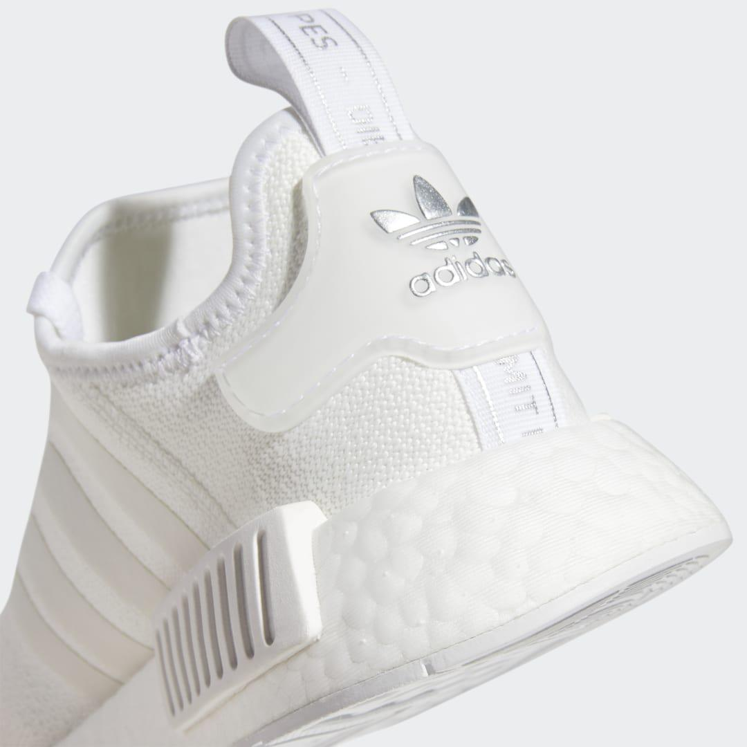 NMD_R1 Shoes White 3
