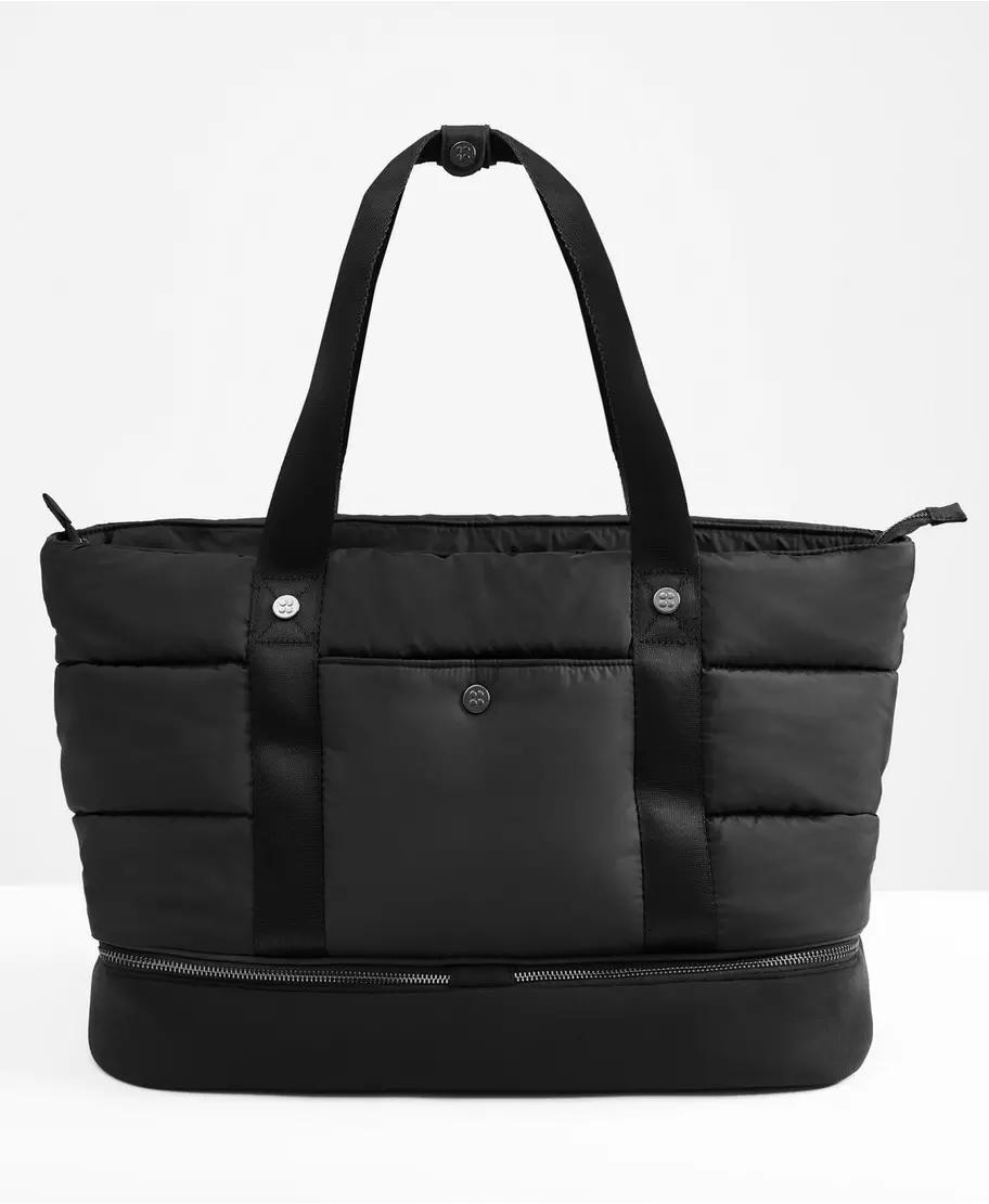 Icon Luxe Gym Bag 1