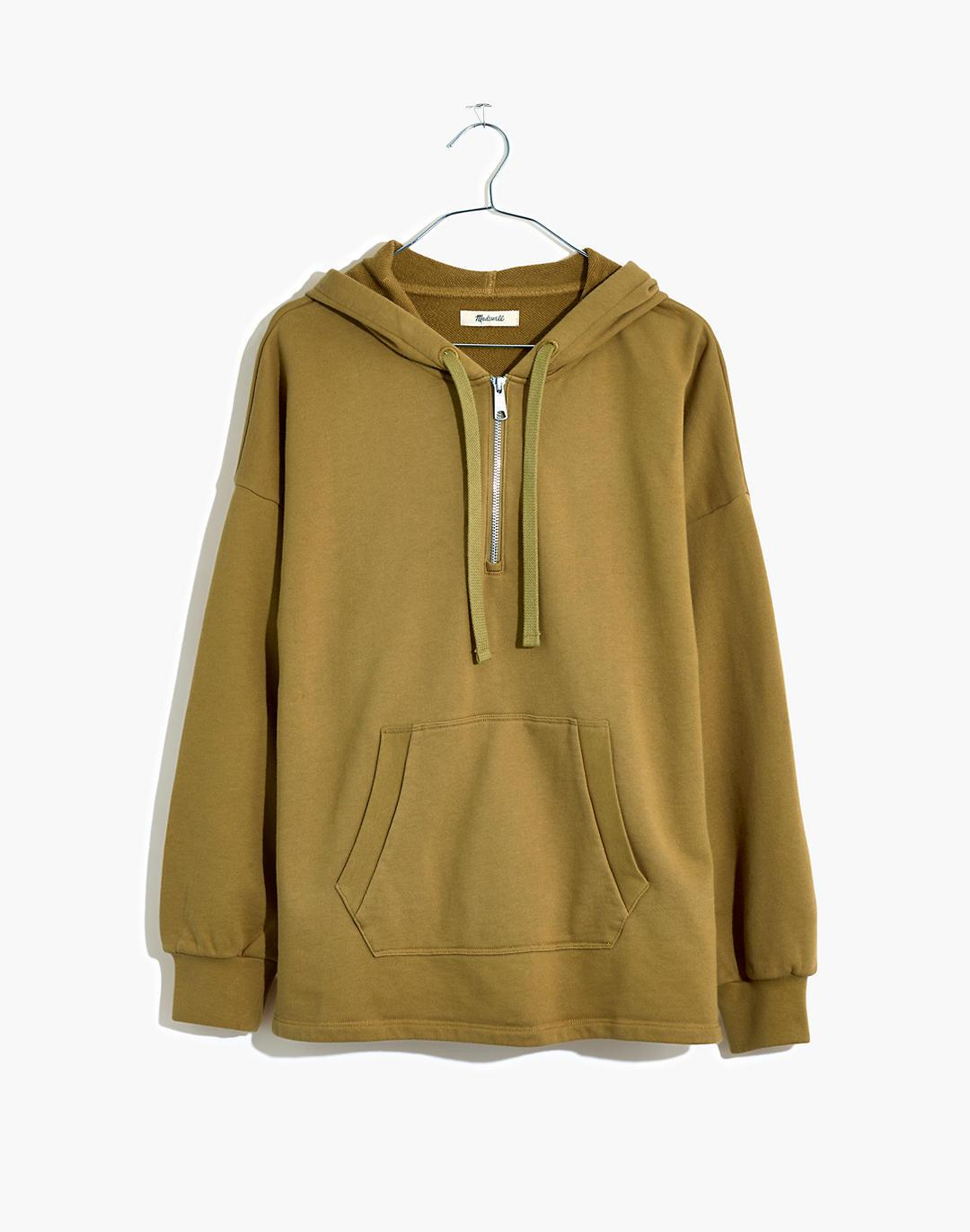 (Re)sourced Cotton Relaxed Hoodie Sweatshirt