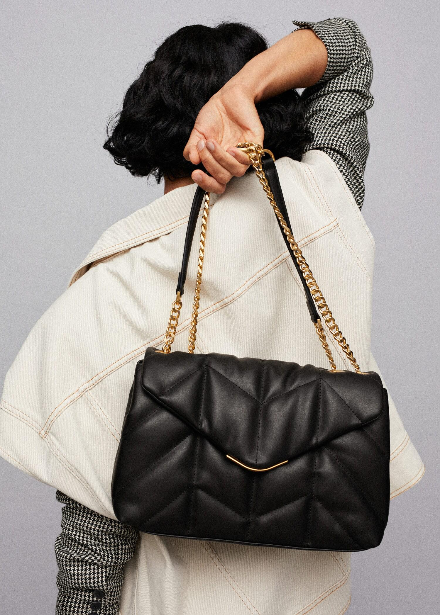 Quilted chain bag 6