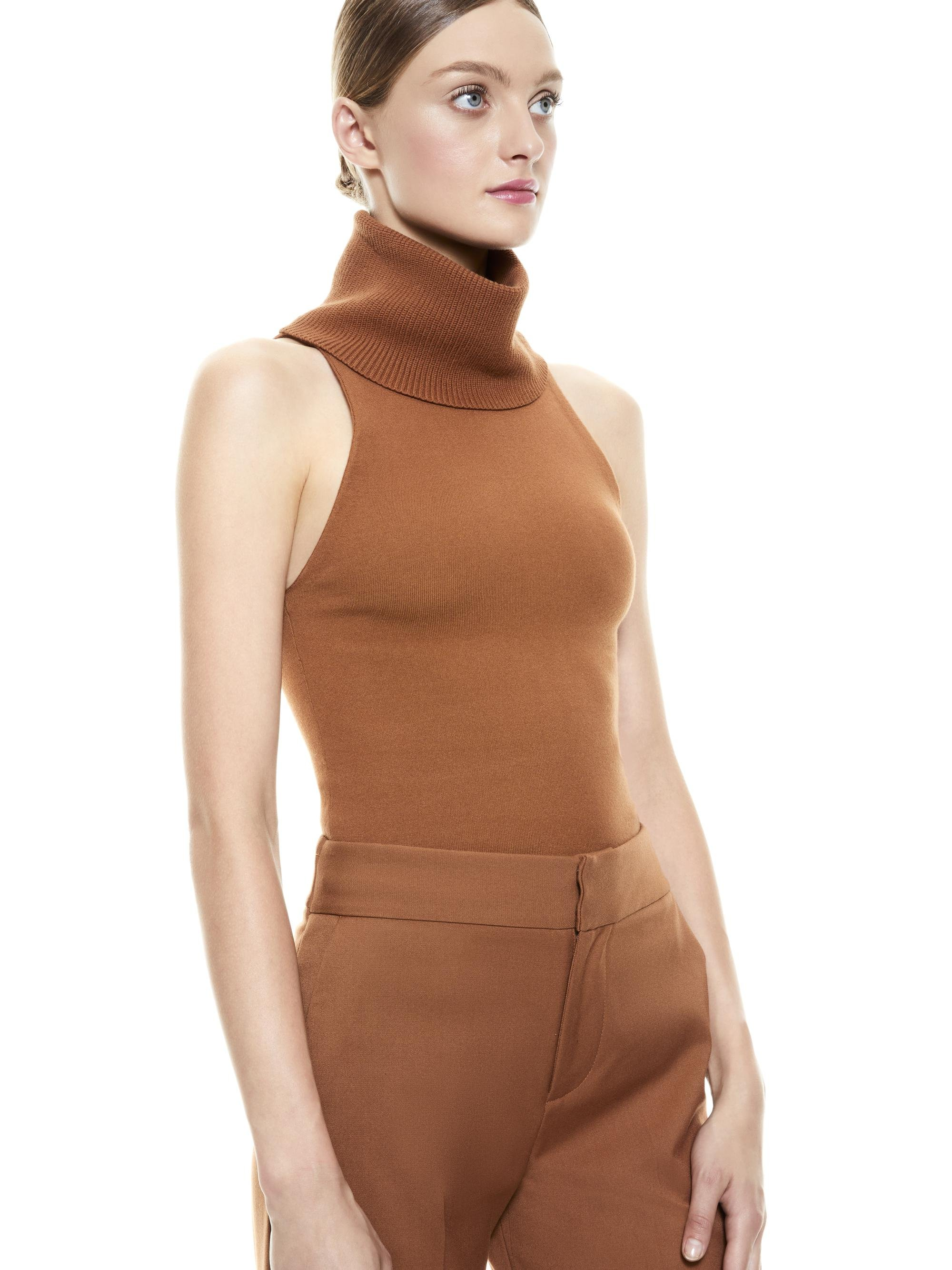 DARCEY TURTLENECK TANK