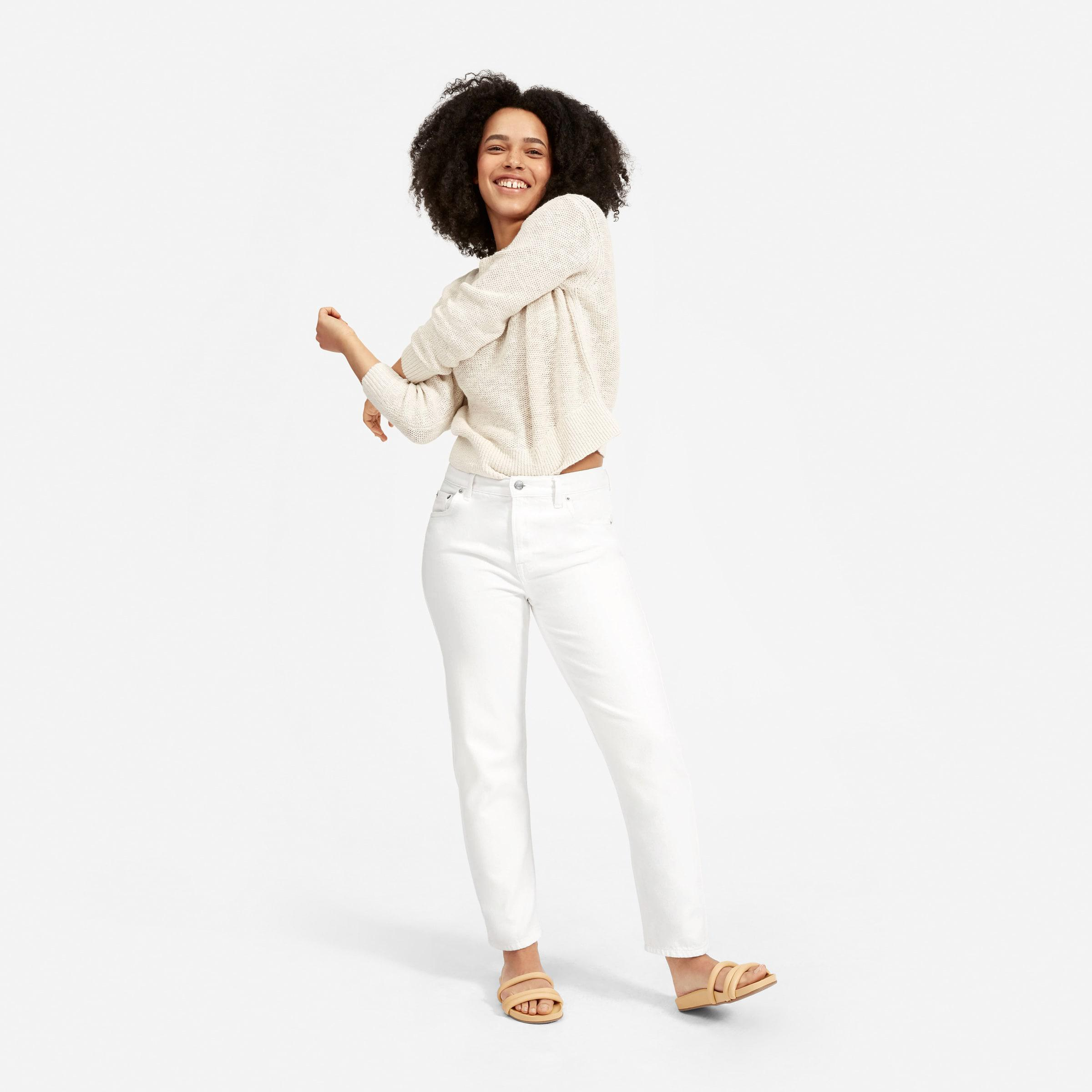 The Super-Soft Relaxed Jean