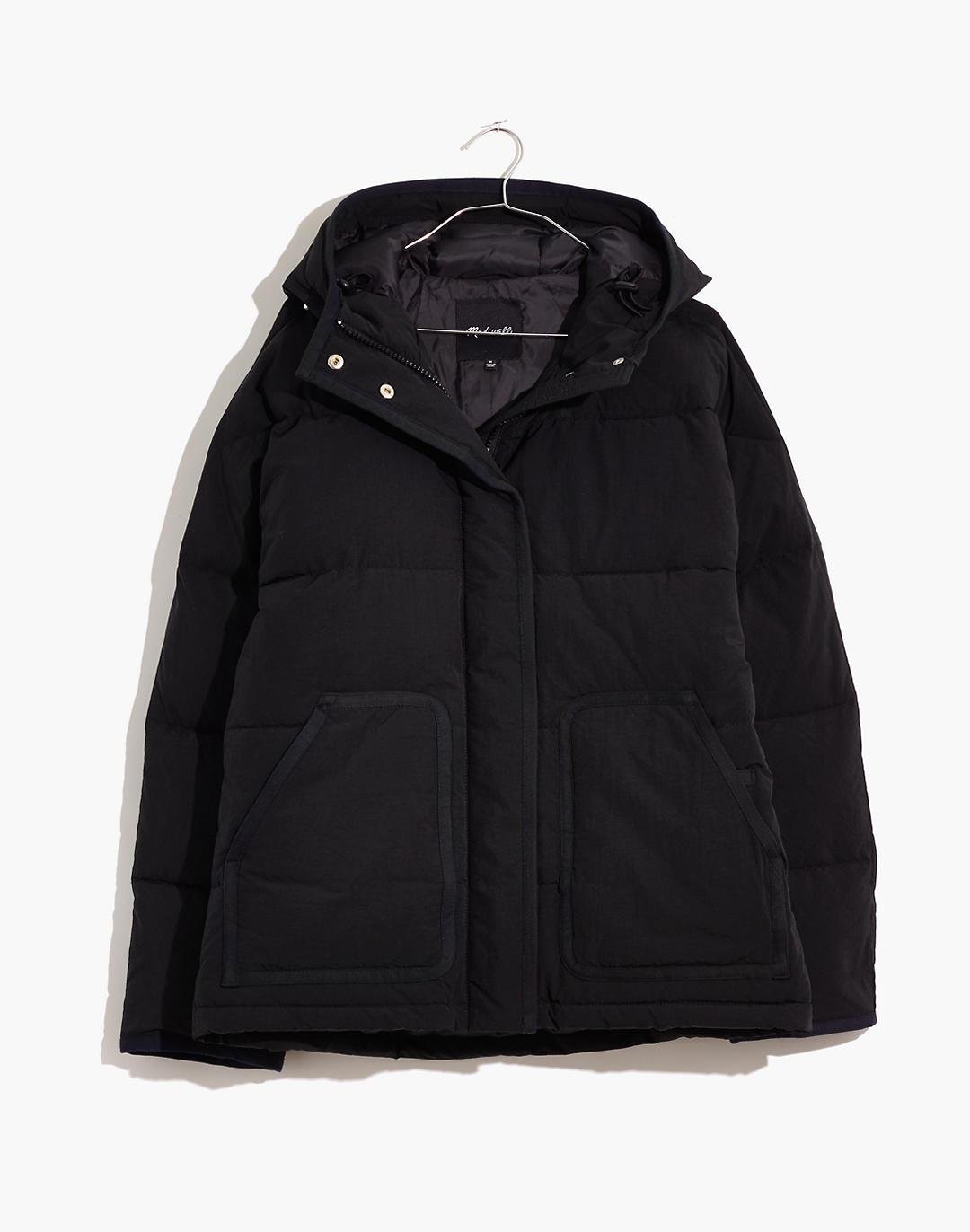 Holland Quilted Puffer Parka