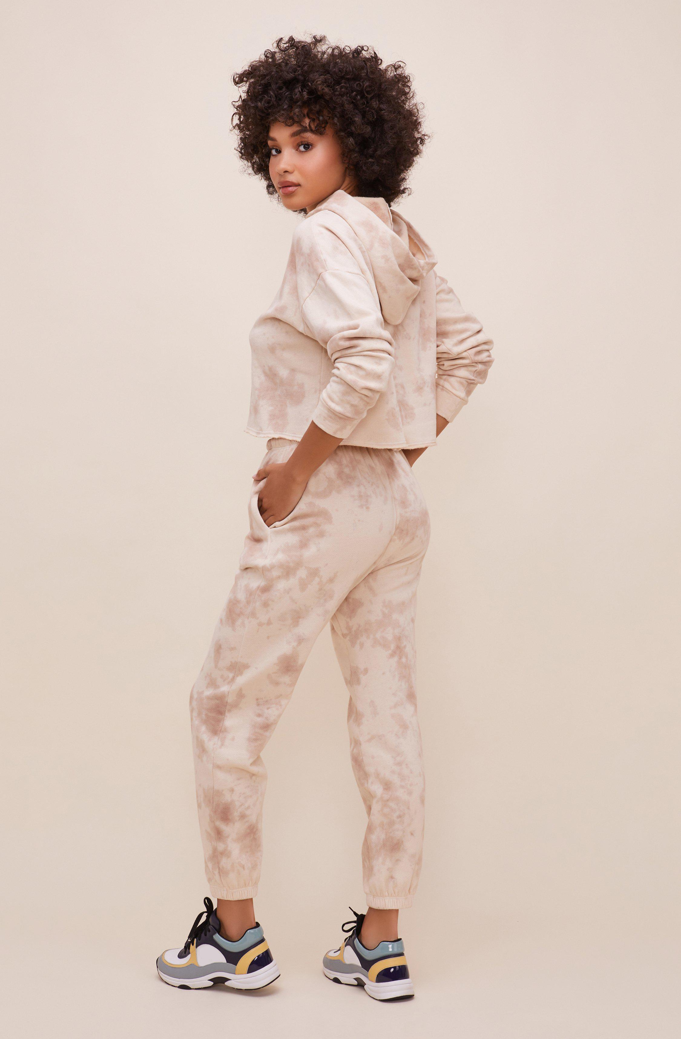 In The Clouds Tie Dye Sweatpant 3
