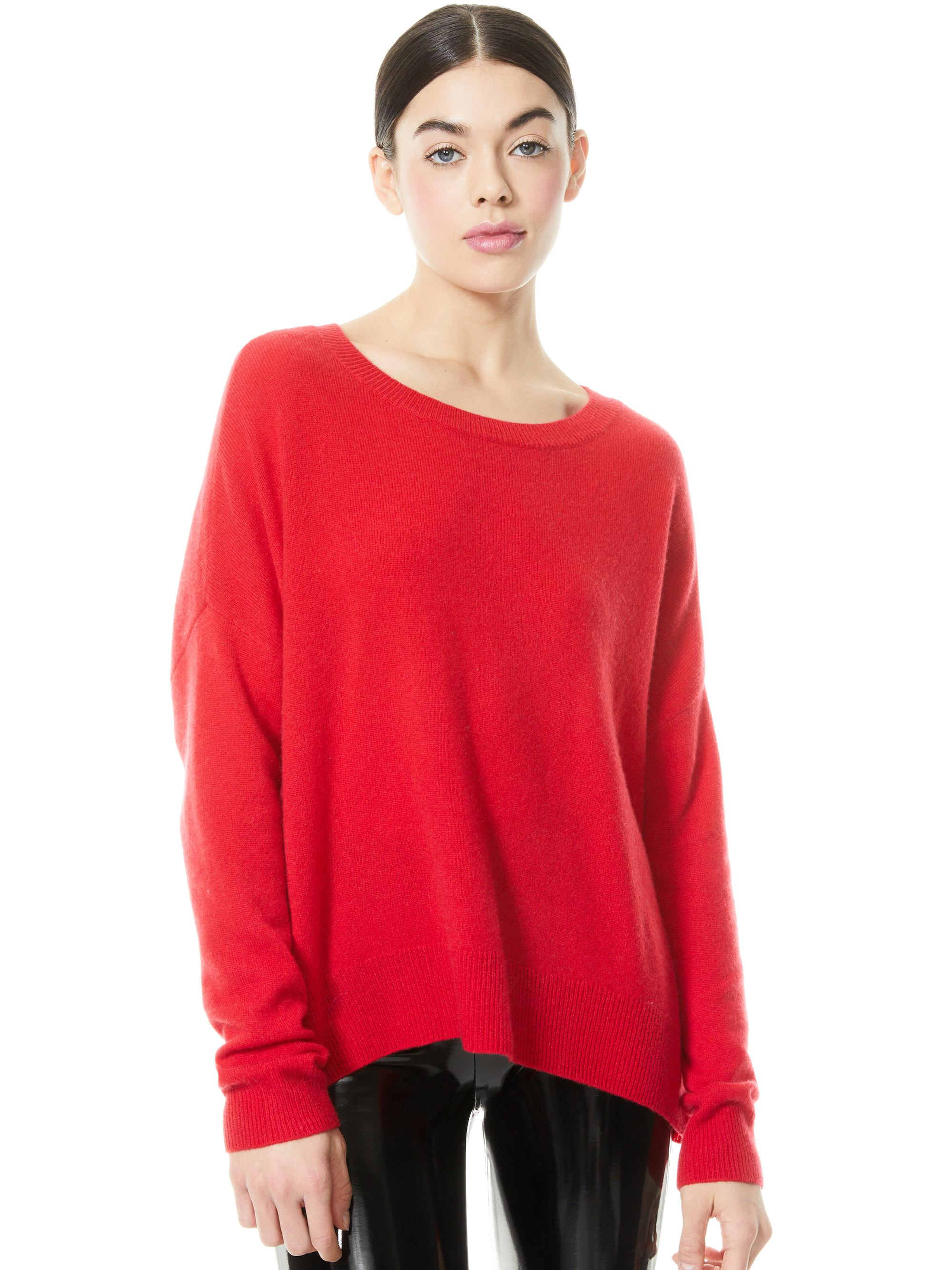 ROMA OVERSIZED PULLOVER