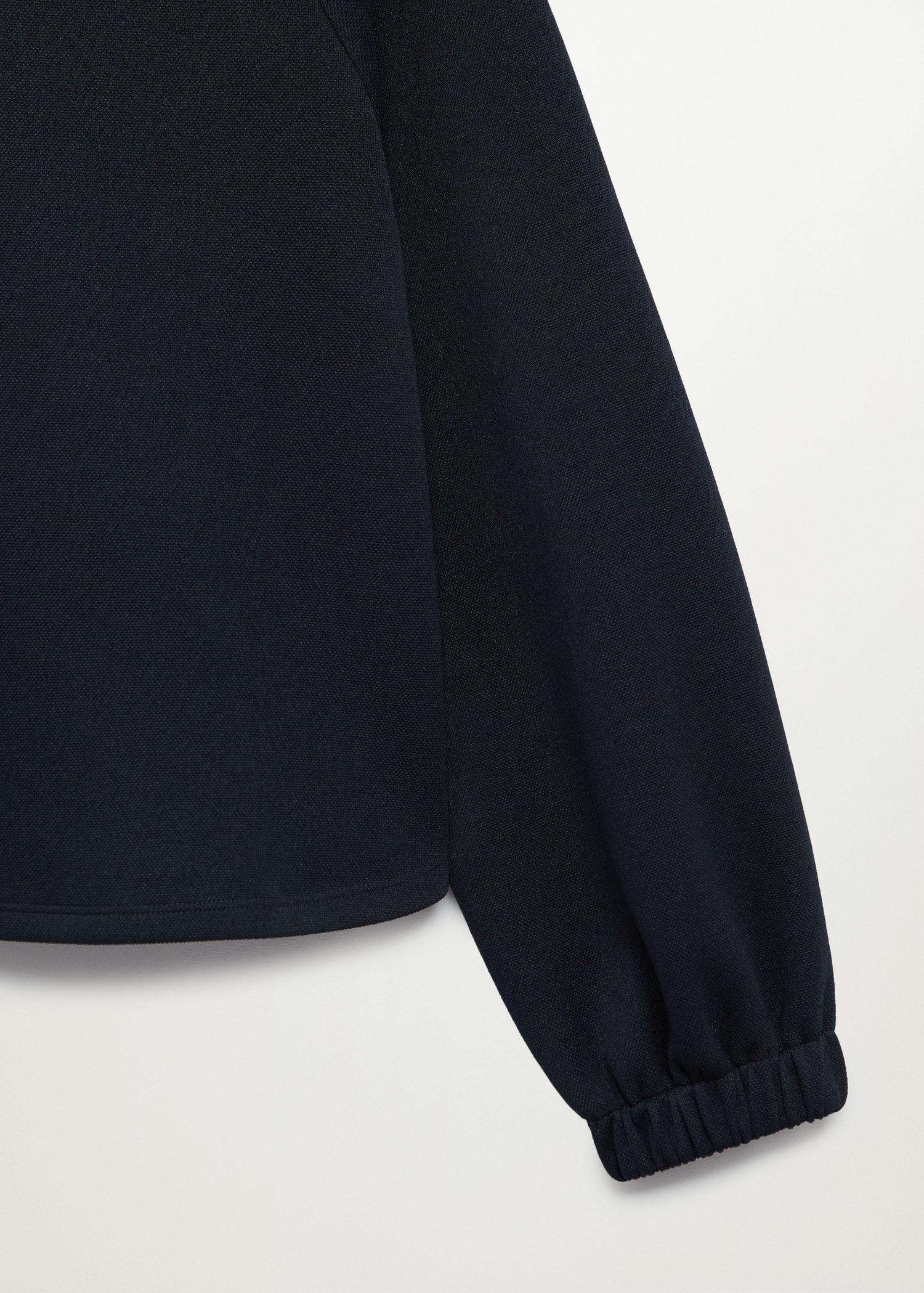 Cotton hoodie 8