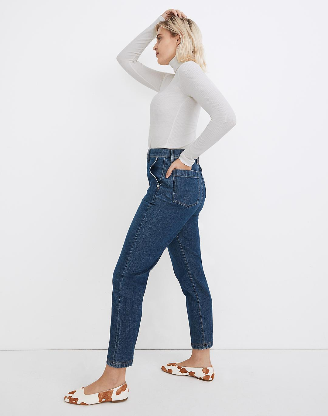 The Perfect Vintage Jean in Minot Wash: Trouser Edition 1