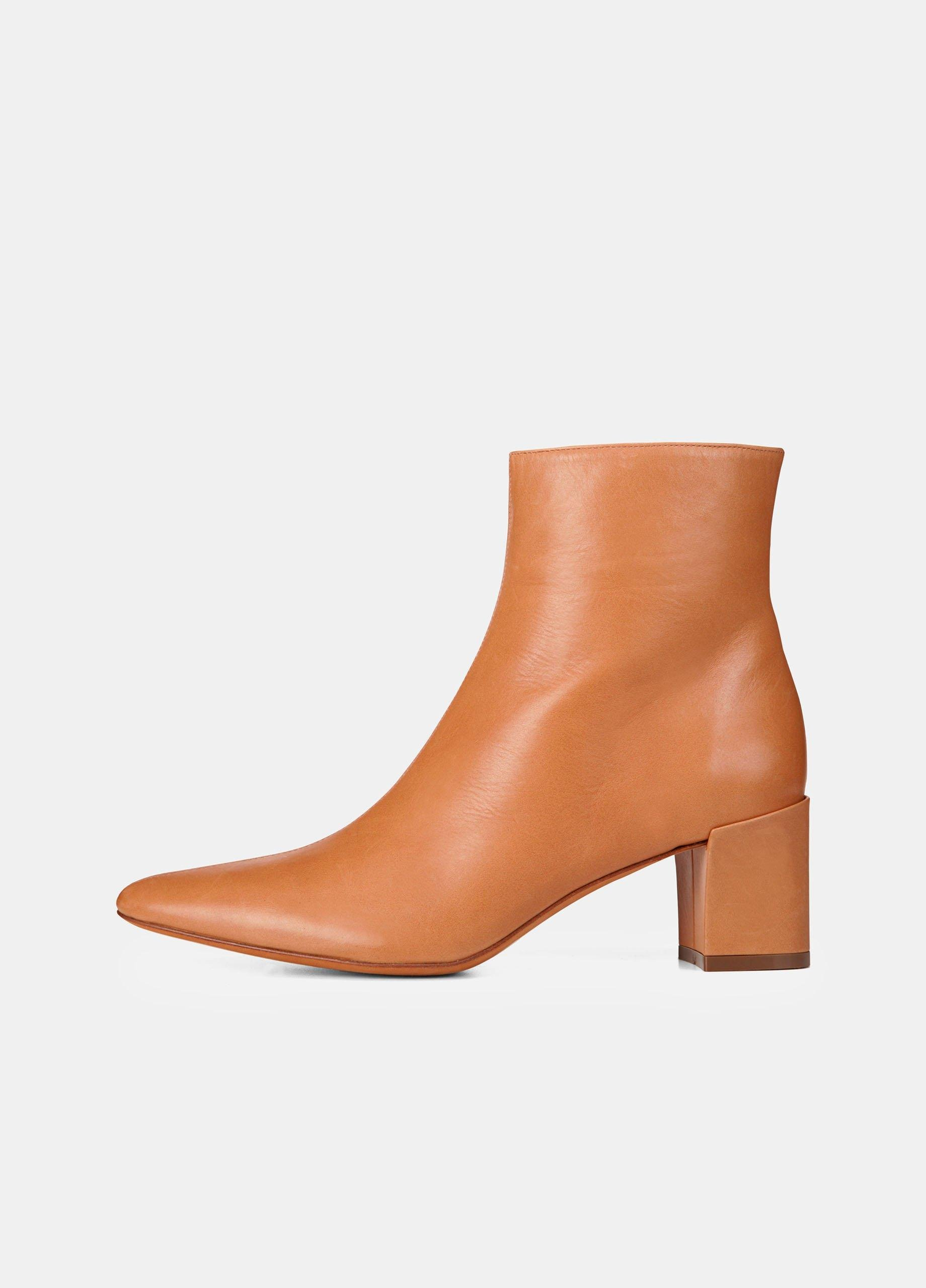 Leather Lanica Boot