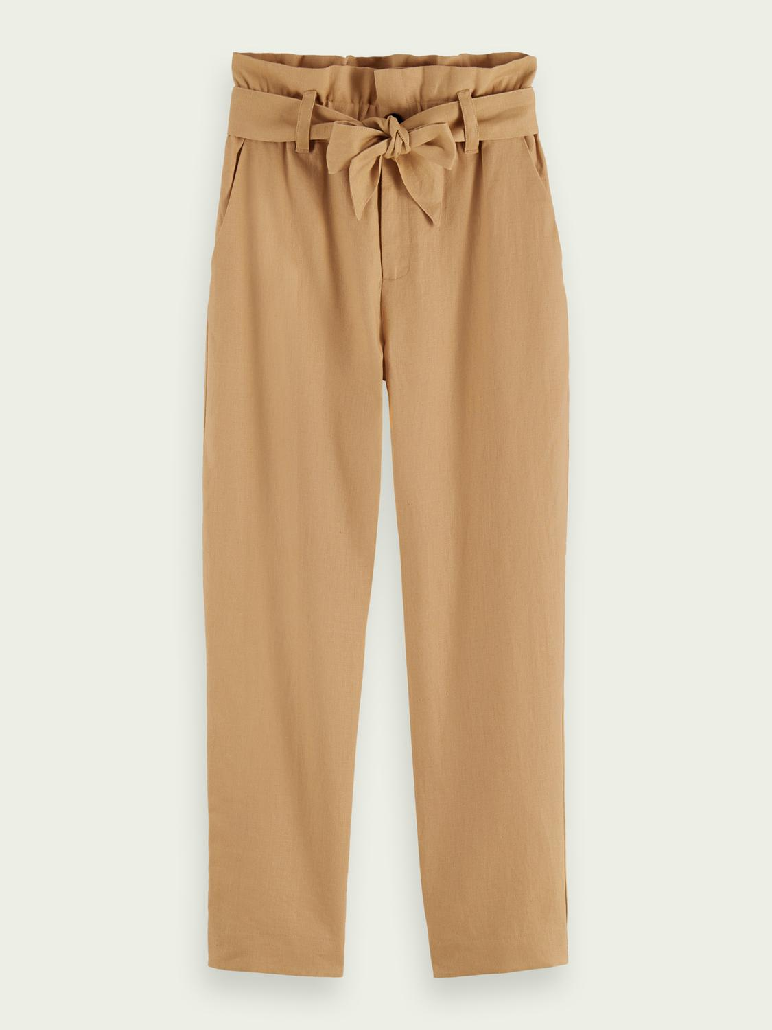 Paperbag trousers 5