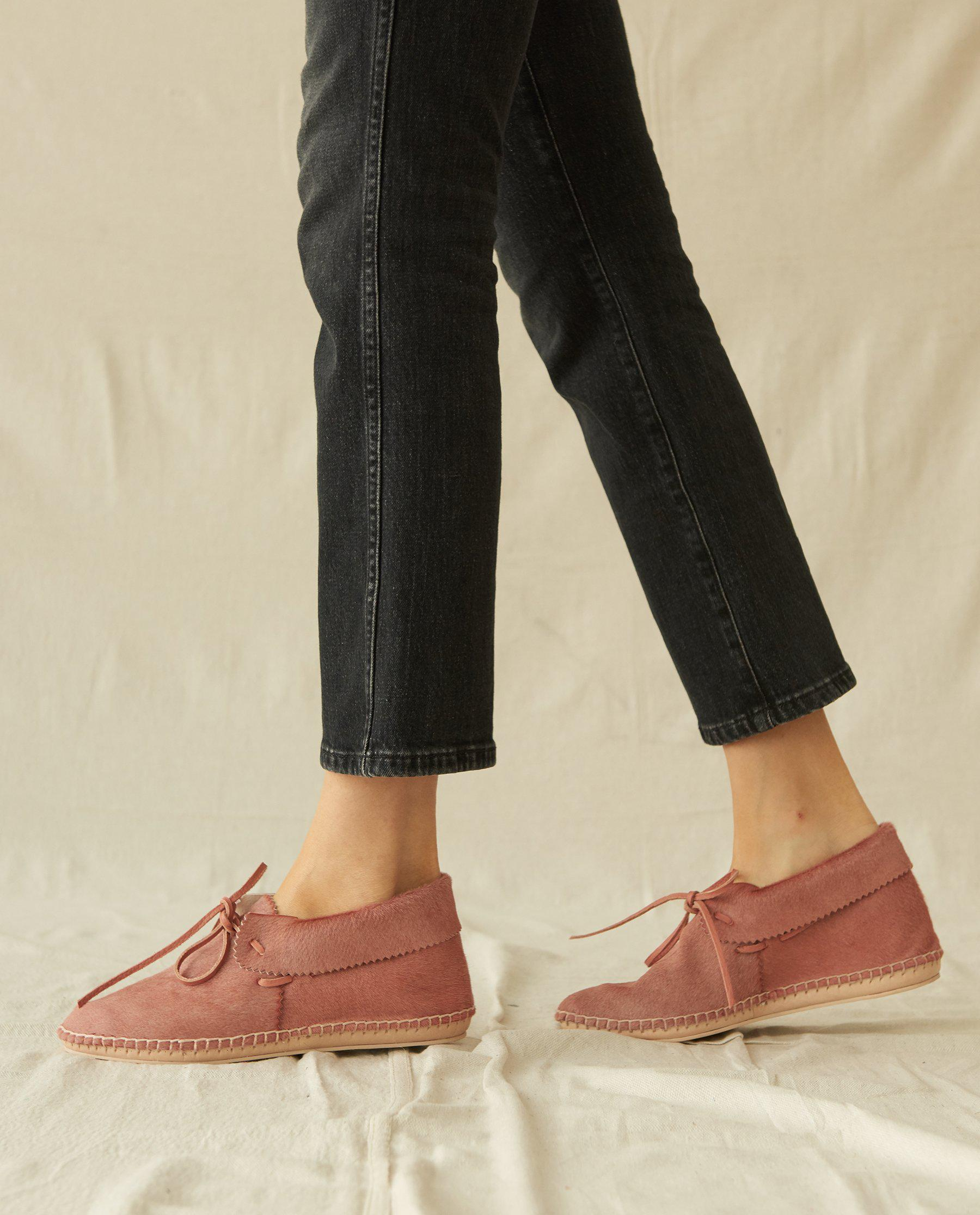 The Canyon Moccasin. -- Dusty Rose 4