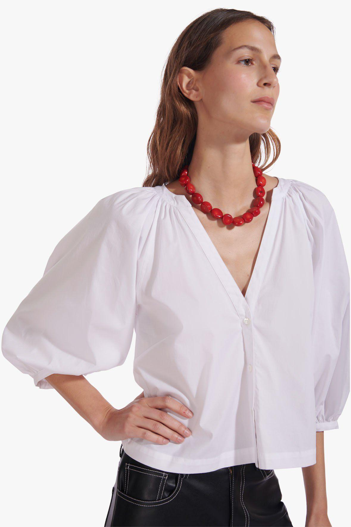DILL TOP | WHITE