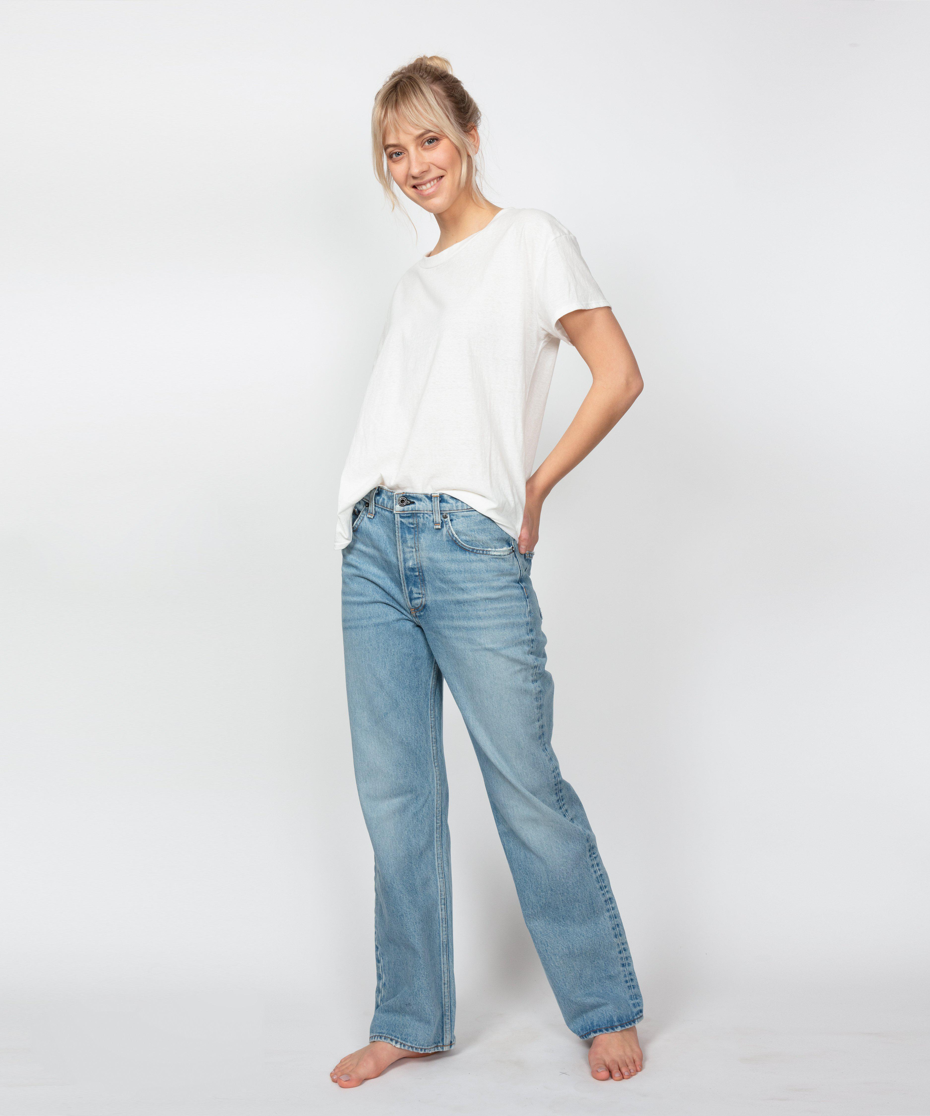 SLOUCHY STRAIGHT - Water st.