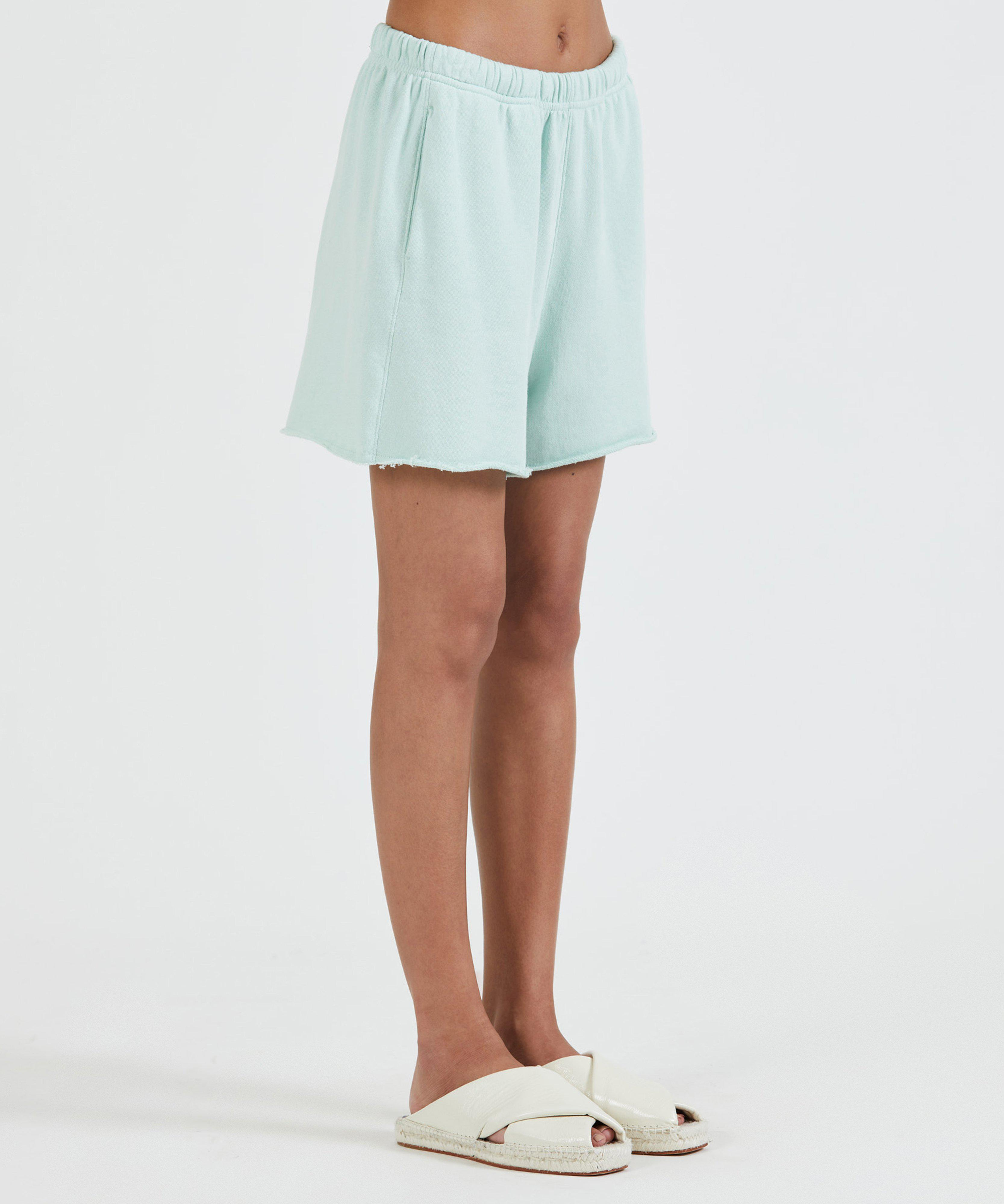 French Terry Pull-On Short - Mint 1