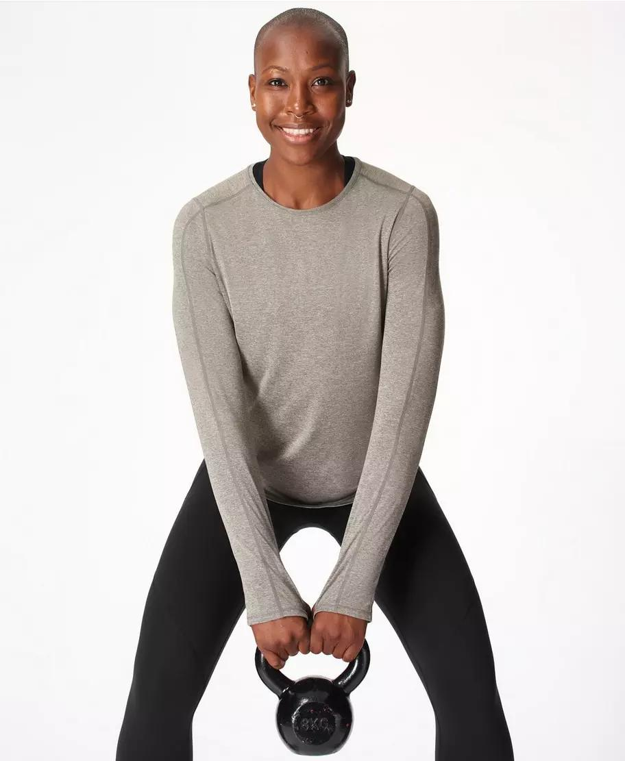 Energise Long Sleeve Workout Top