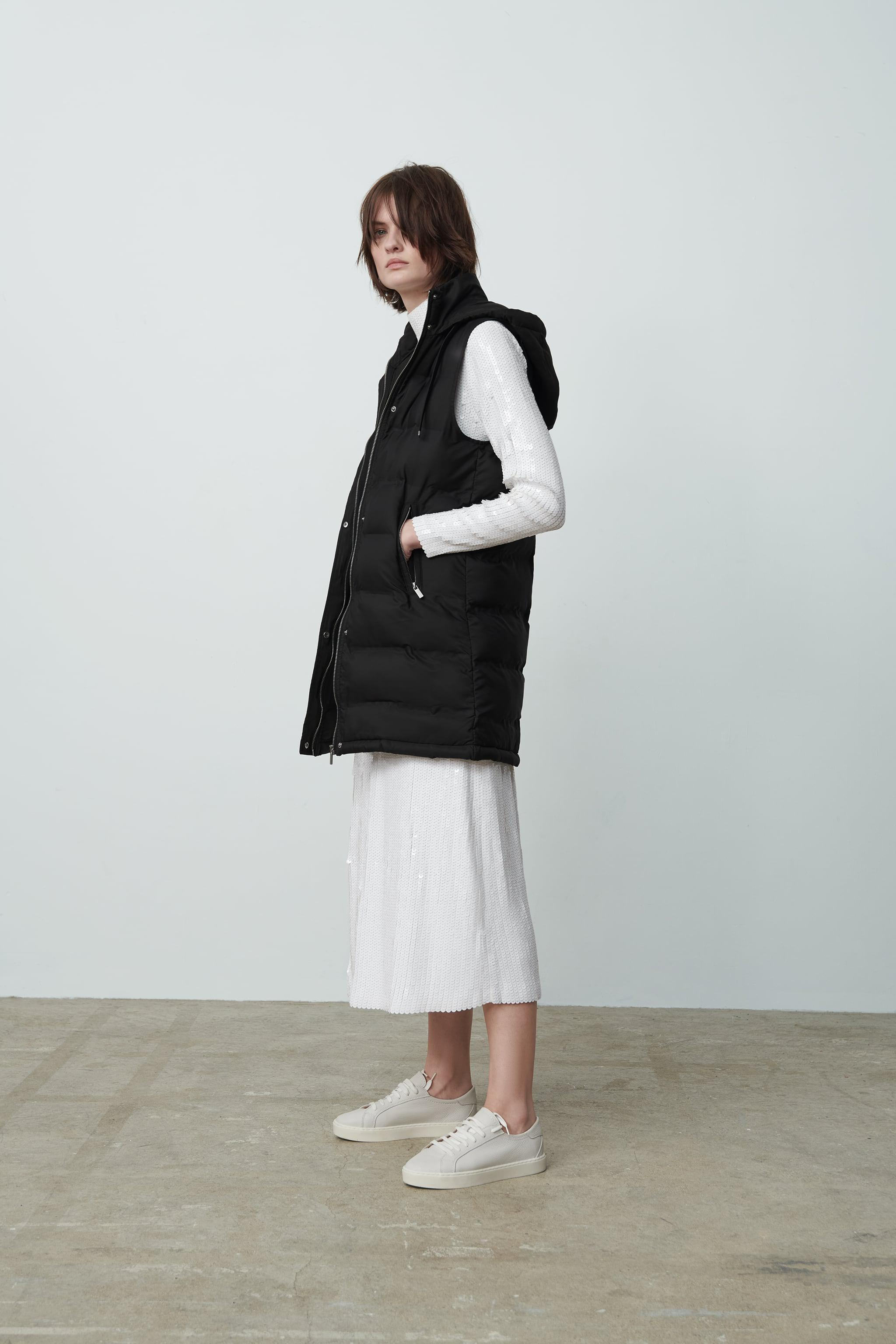 WATER AND WIND PROTECTION PADDED VEST