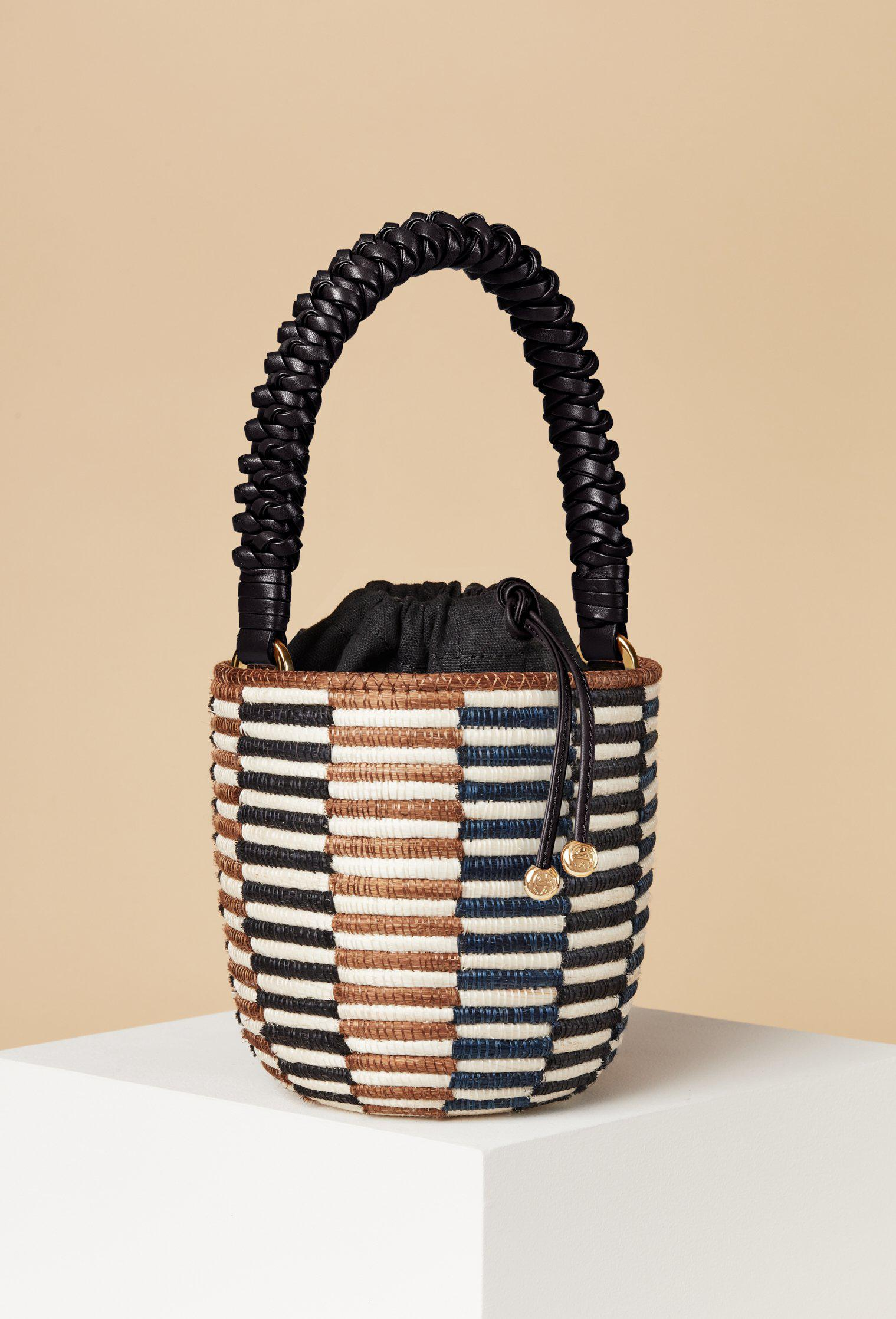 Woven Handle Lunchpail / Core Check