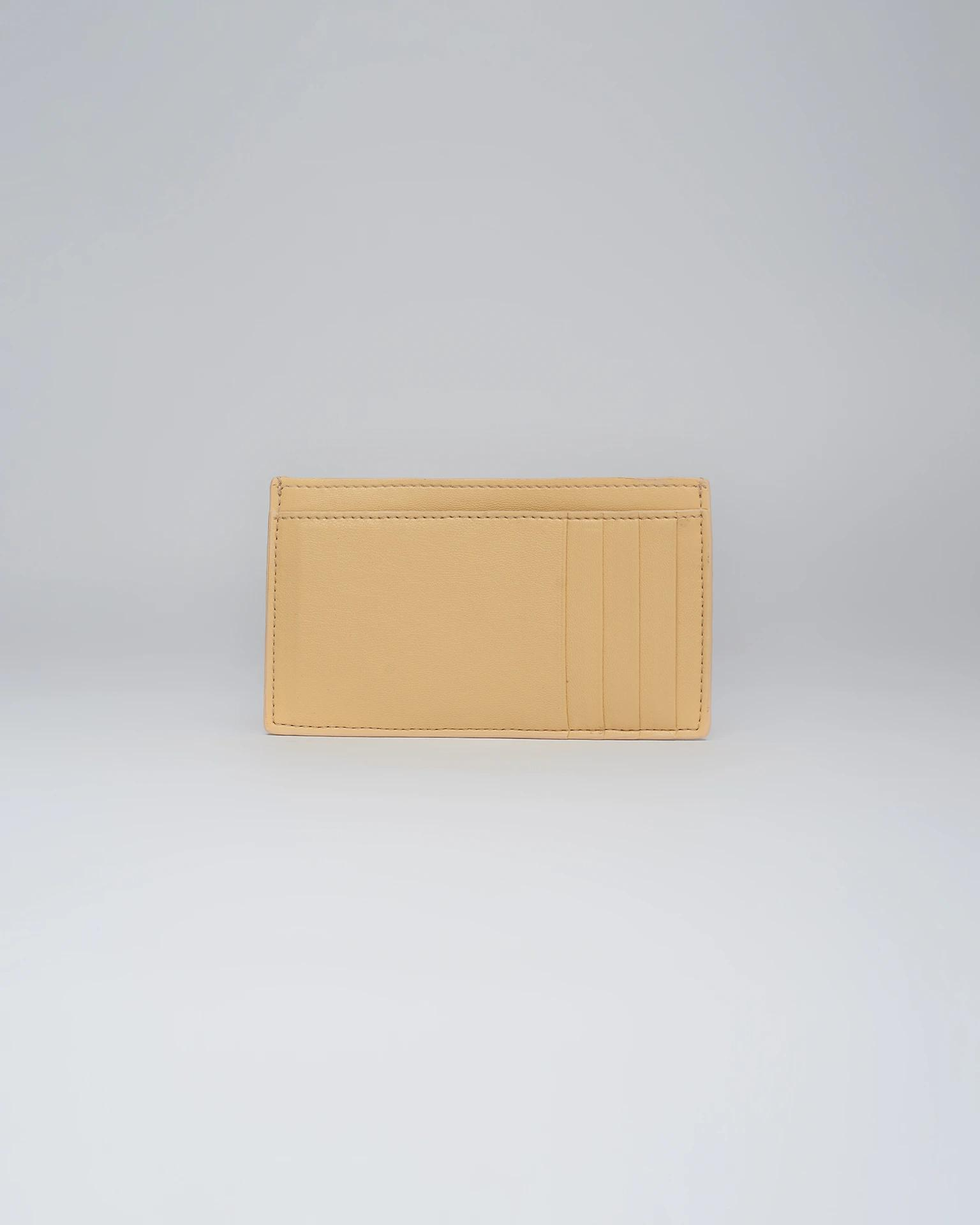 ARAXIE - Leather wallet - Sable 1