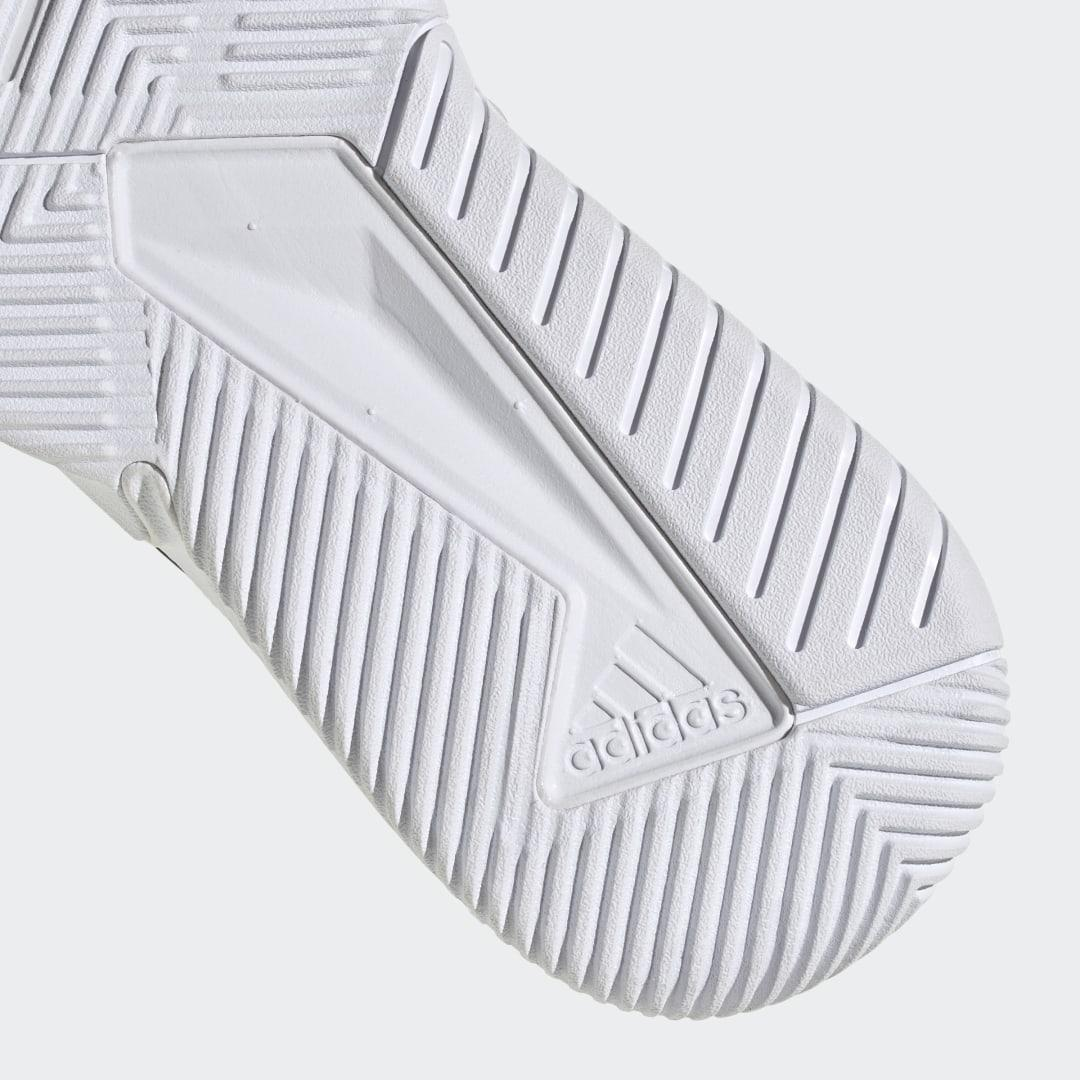 Court Team Bounce Indoor Shoes White 4