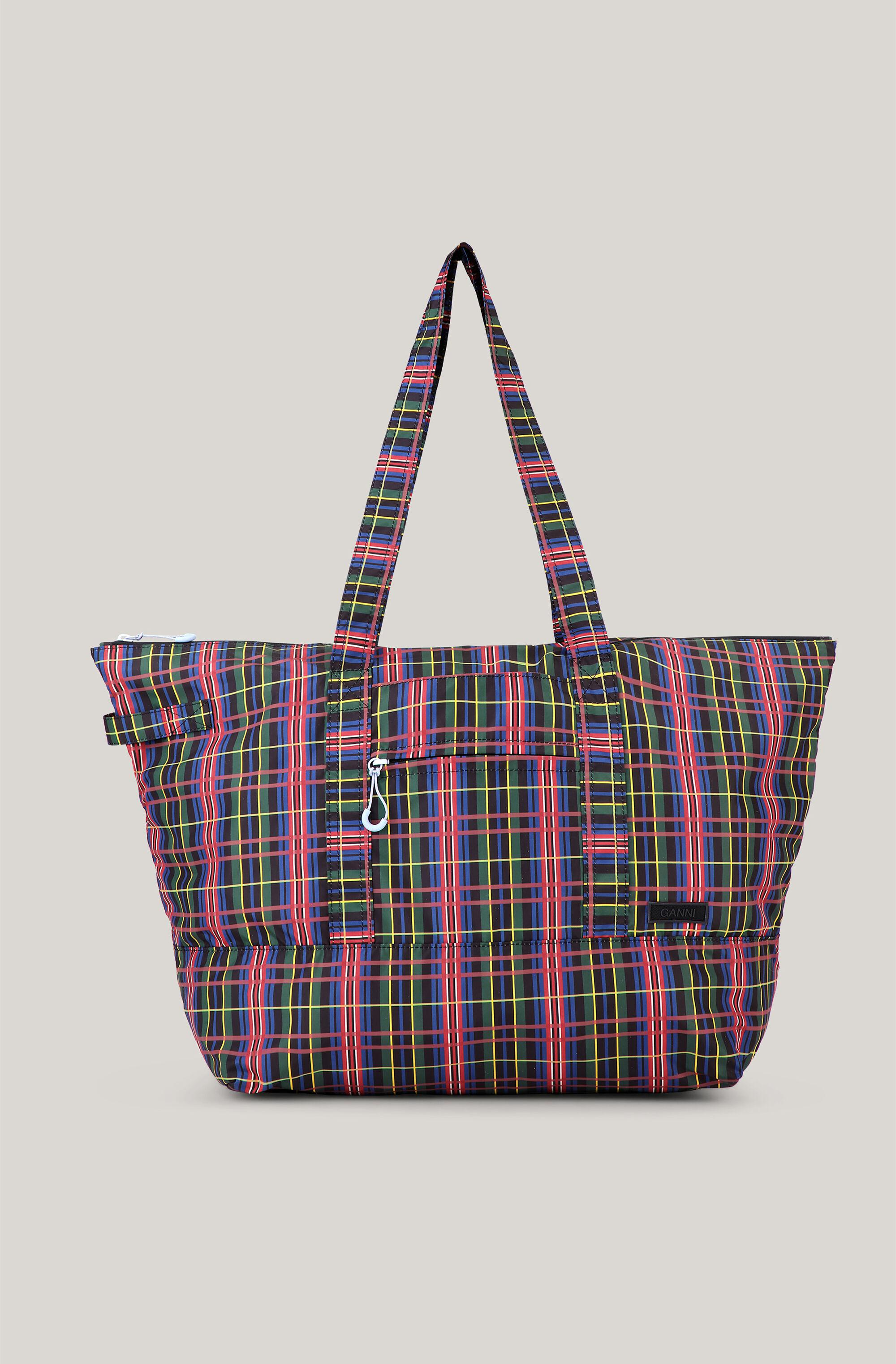 Recycled Polyester Large Packable Tote