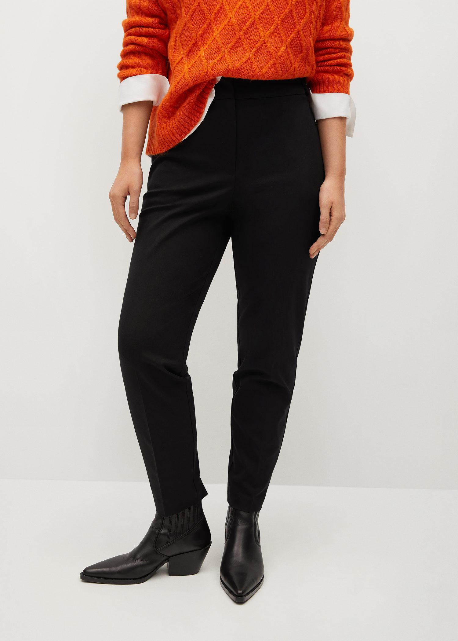 Side buttons pants 1