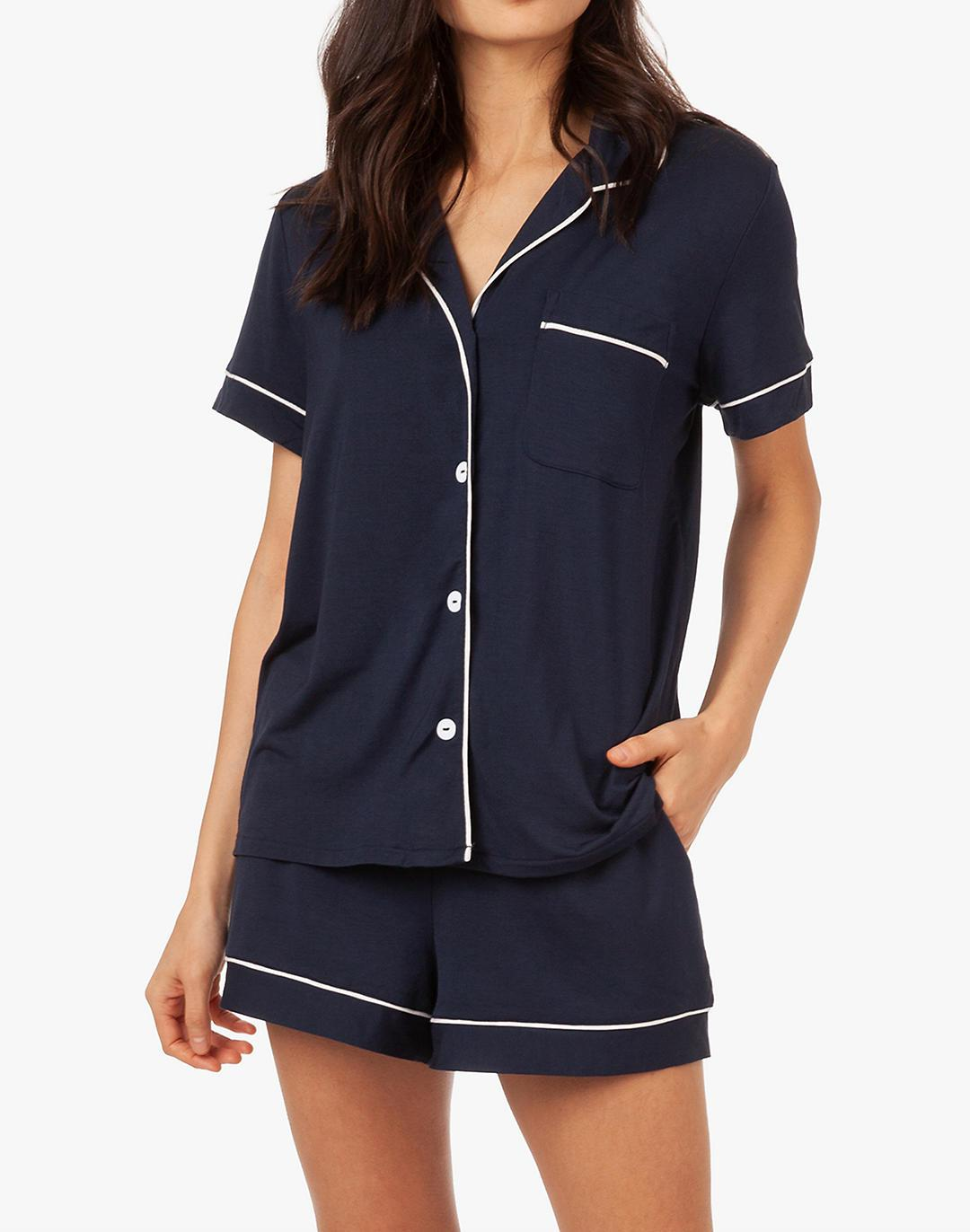 LIVELY The All-Day Short Sleeve Shirt